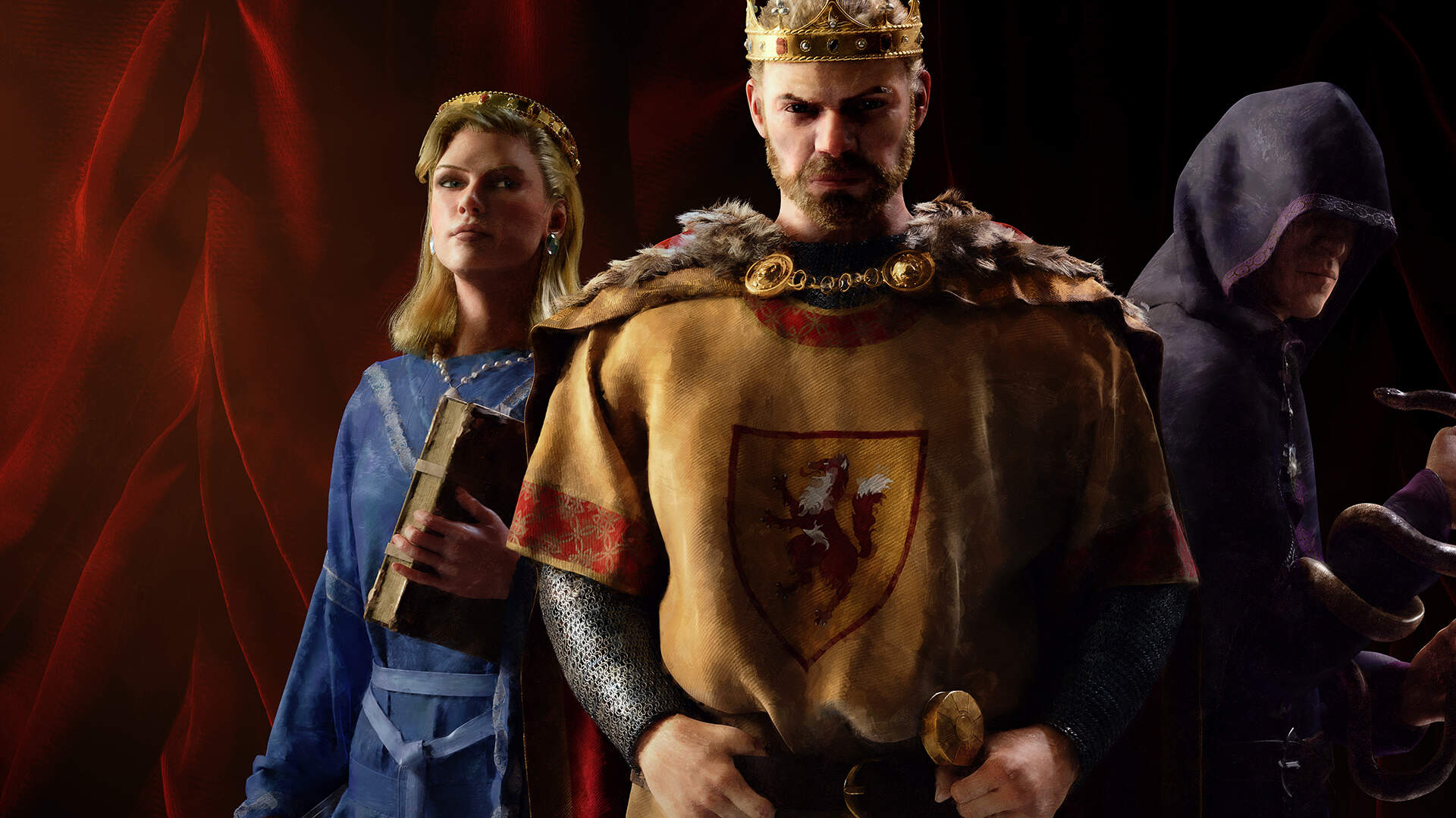 How Crusader Kings 3 Plans to Attract Fans of RPGs, Sandbox Games, and The Sims