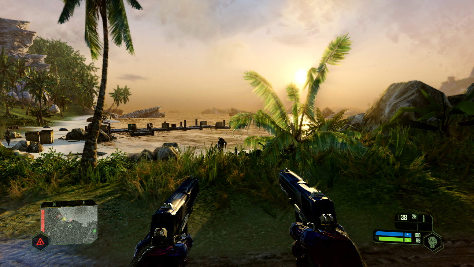 Crysis Remastered Will Arrive on Nintendo Switch Before Any Other Platform