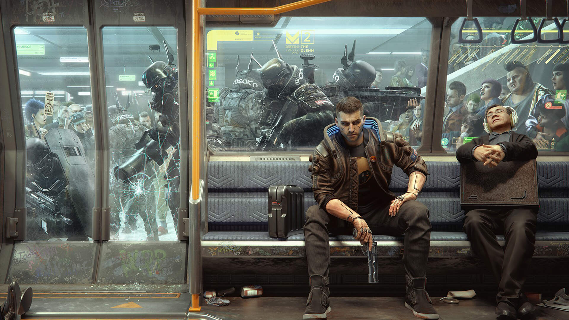 CD Projekt Red Says It Still Intends to Release Cyberpunk 2077 in September
