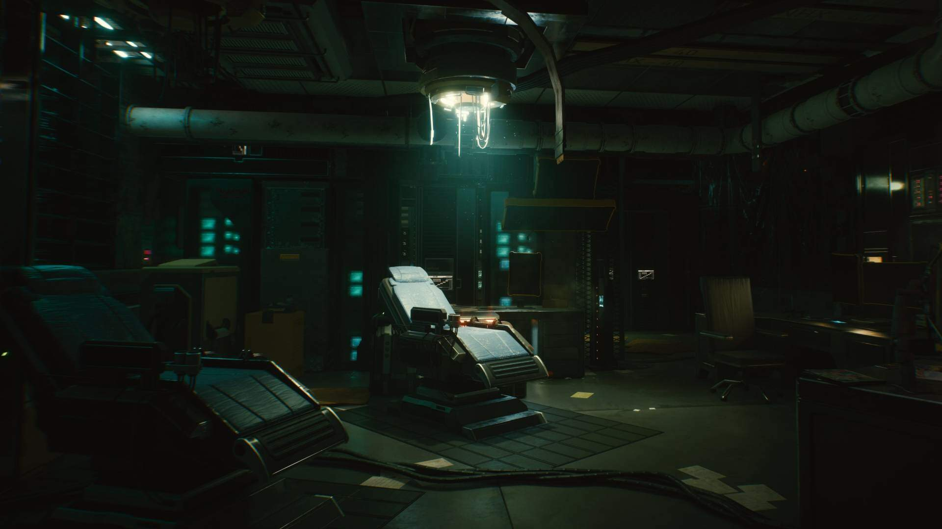New Cyberpunk 2077 Screens Show Night City's Ray Tracing Potential