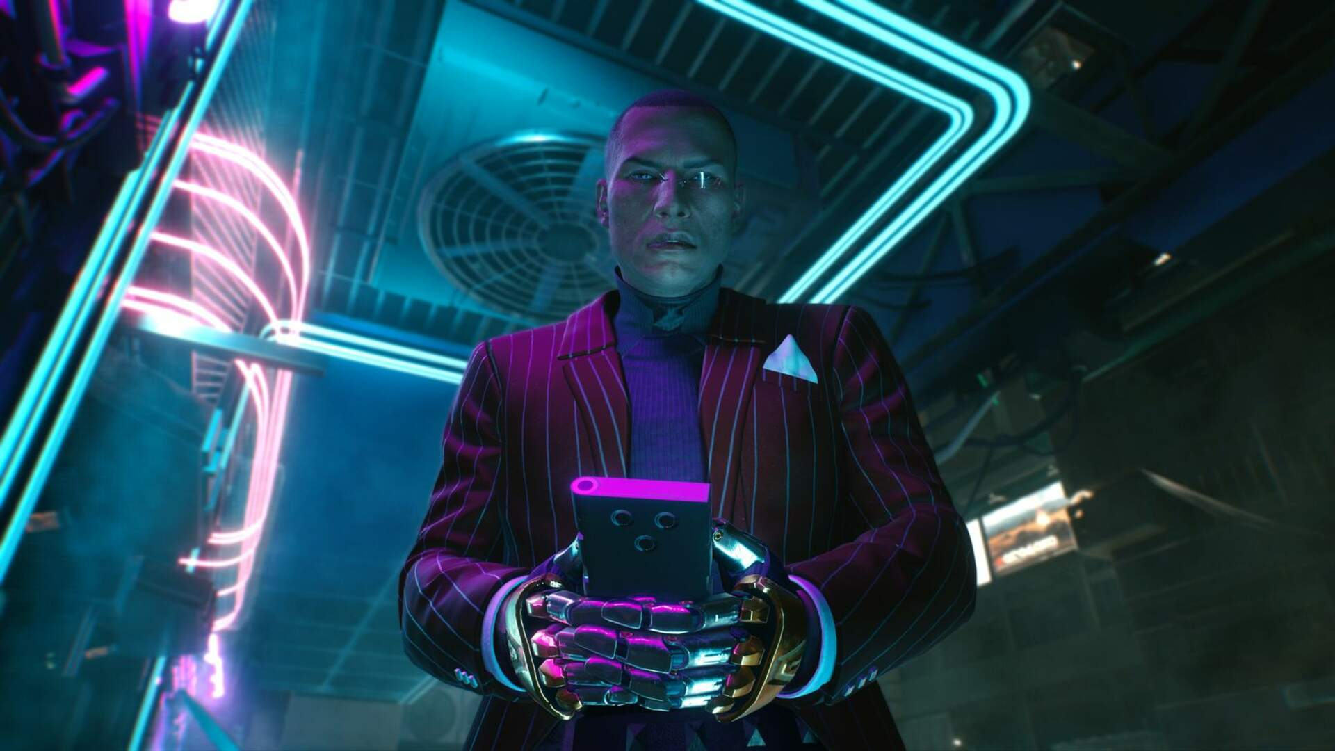 Cyberpunk 2077's Minuscule Subtitles Can Be Adjusted, Thank Goodness