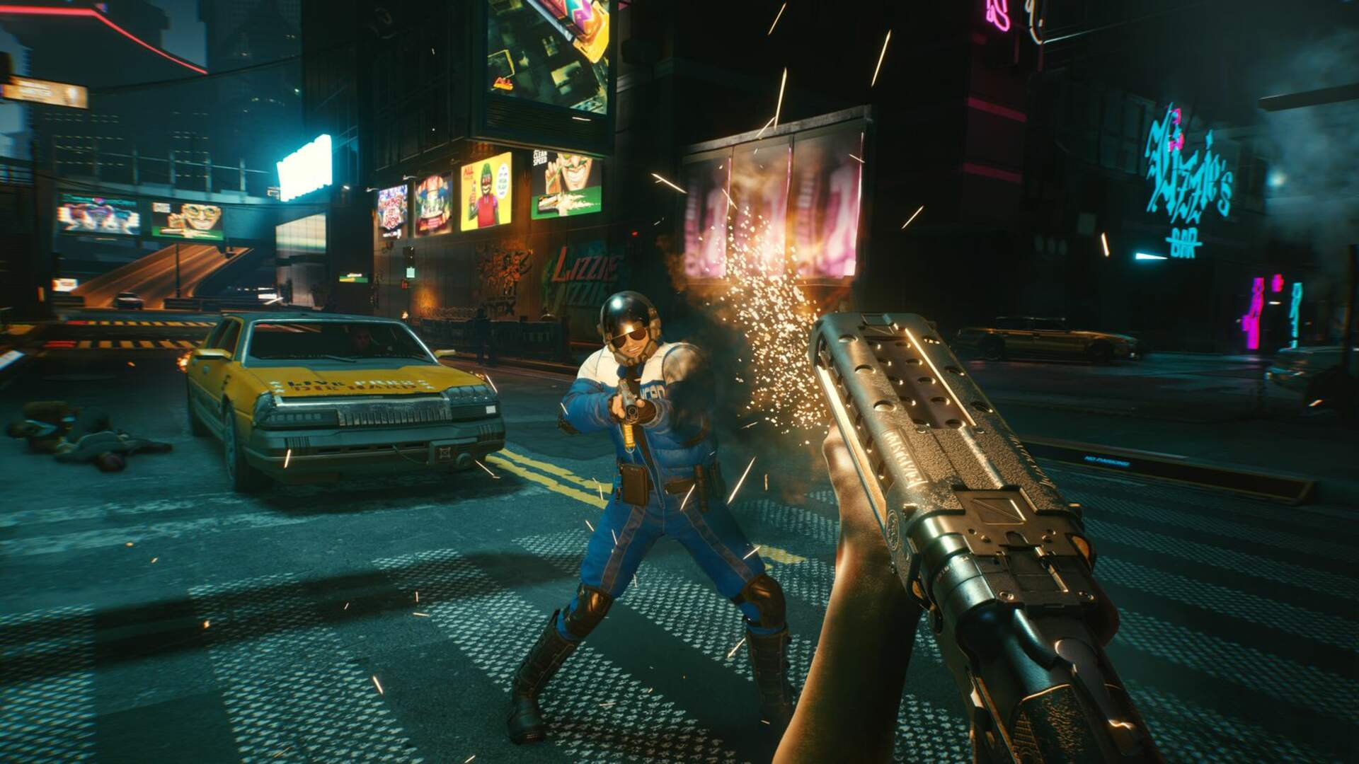 No, Cyberpunk 2077 Won't Scratch Your Wallrunning Itch This Fall