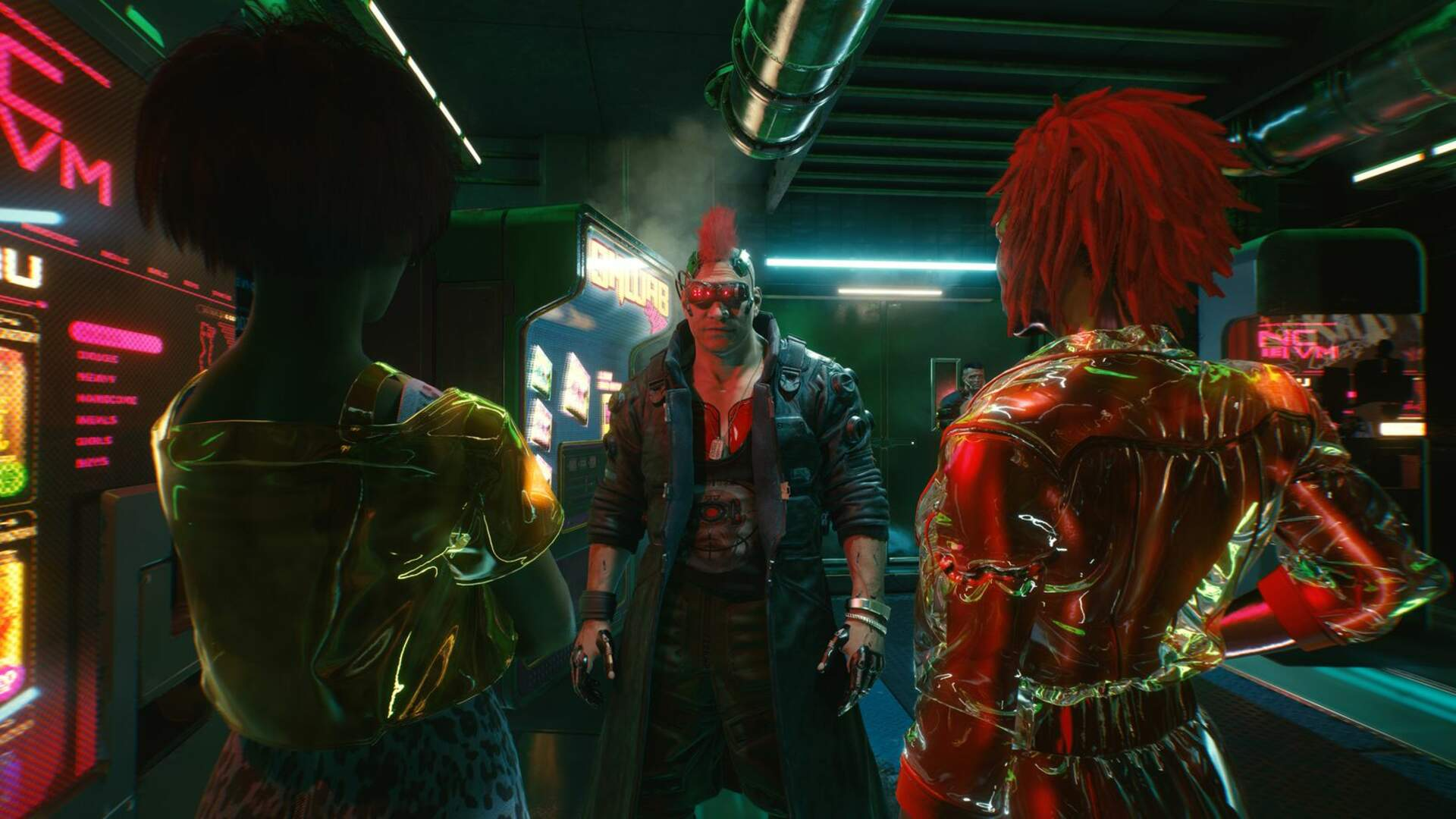 Axe of the Blood God: The Cyberpunk 2077 Review Roundtable