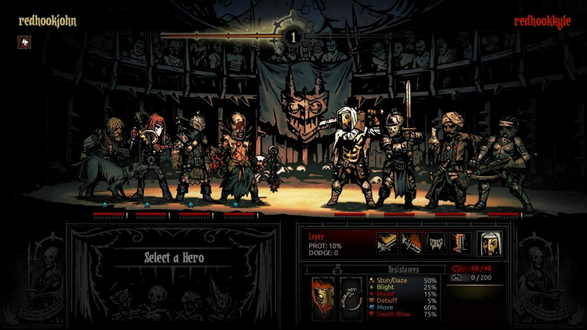Darkest Dungeon Really Is Getting PvP DLC Next Month