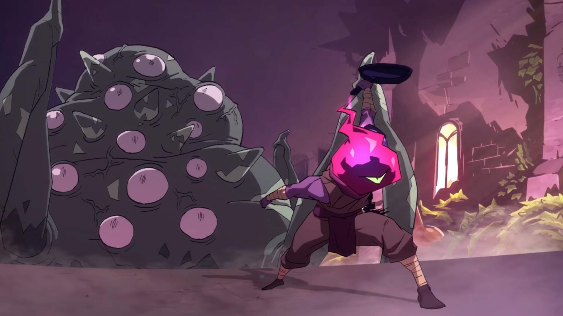 Dead Cells Gets a Sick Animated Trailer for Today's Bad Seed DLC