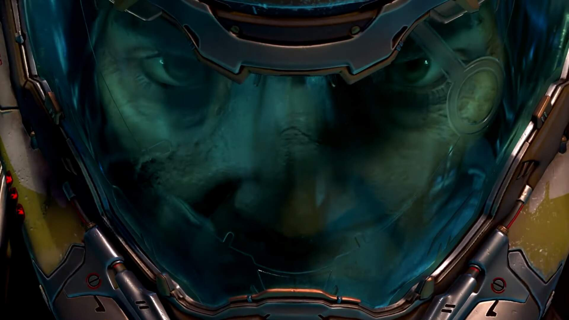 New Doom Eternal Trailer Gives Us a Glimpse of What's Under the Doom Slayer's Helmet