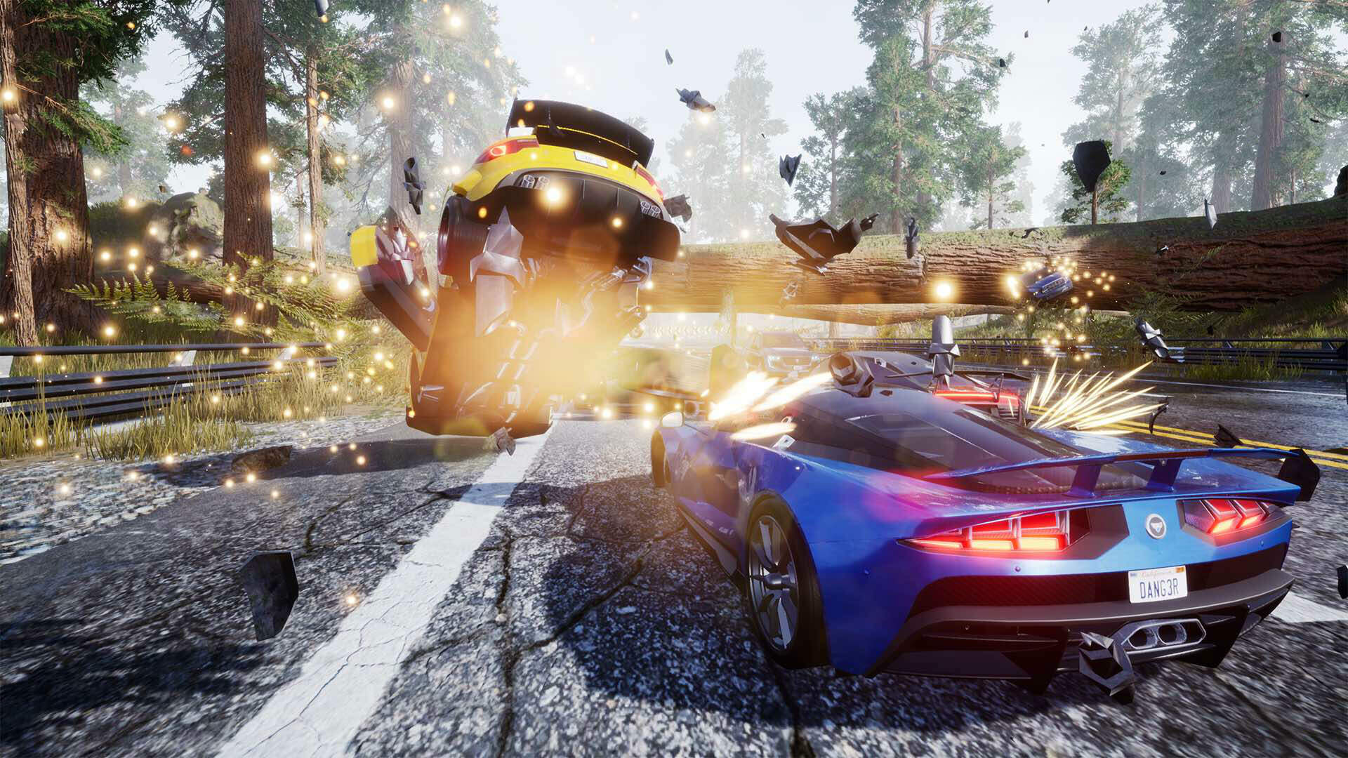 "Dangerous Driving 2 Devs Say ""Making It Run on the Switch"" Is a Key Pillar"