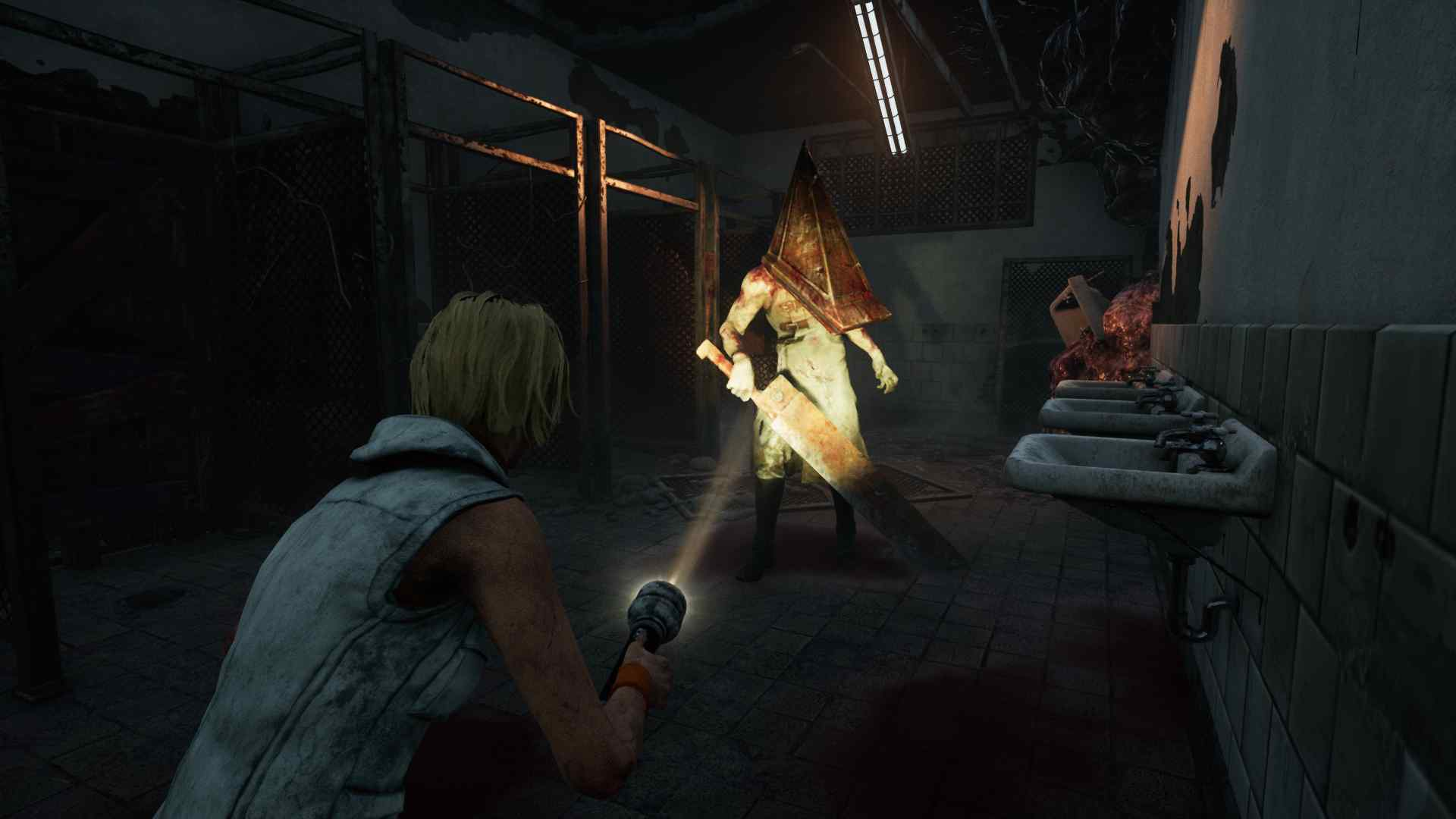 Pyramid Head and Cheryl Mason Are Joining the Roster of Dead by Daylight