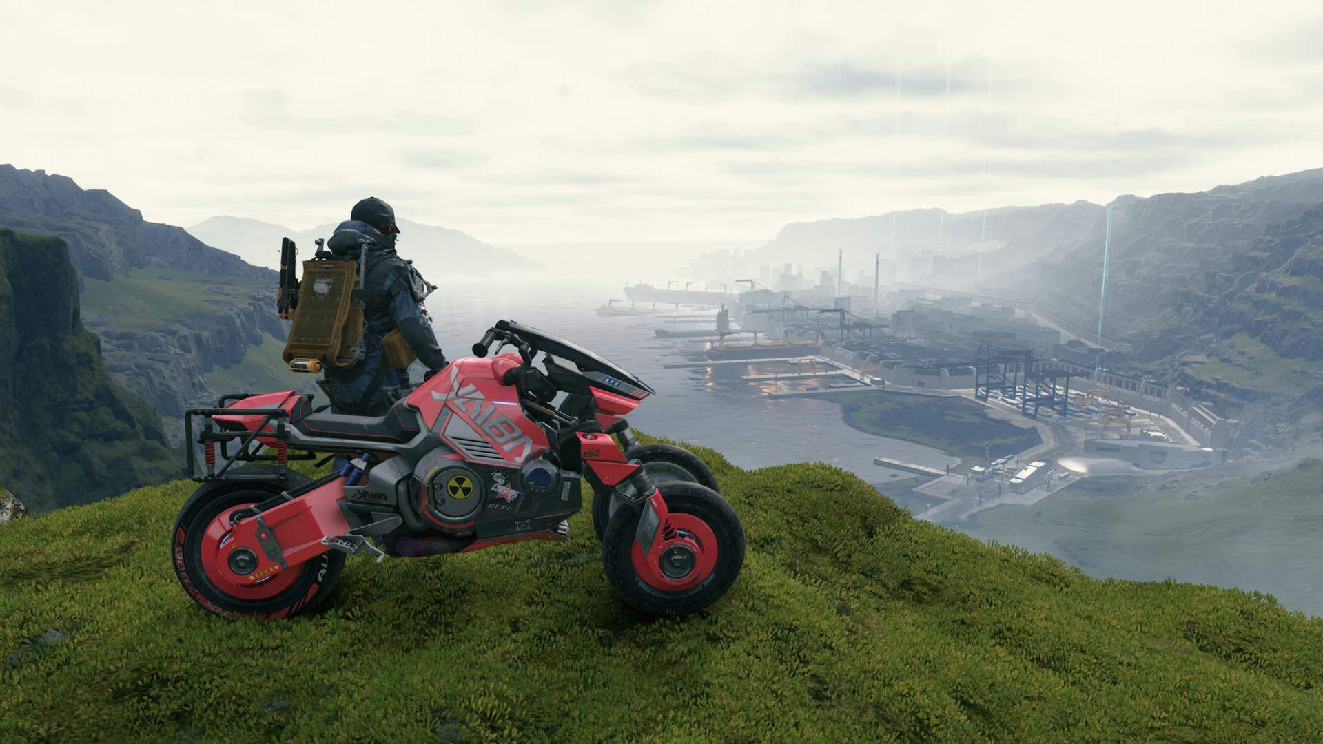 Death Stranding Gets a Cyberpunk 2077 Crossover Update Today on PC