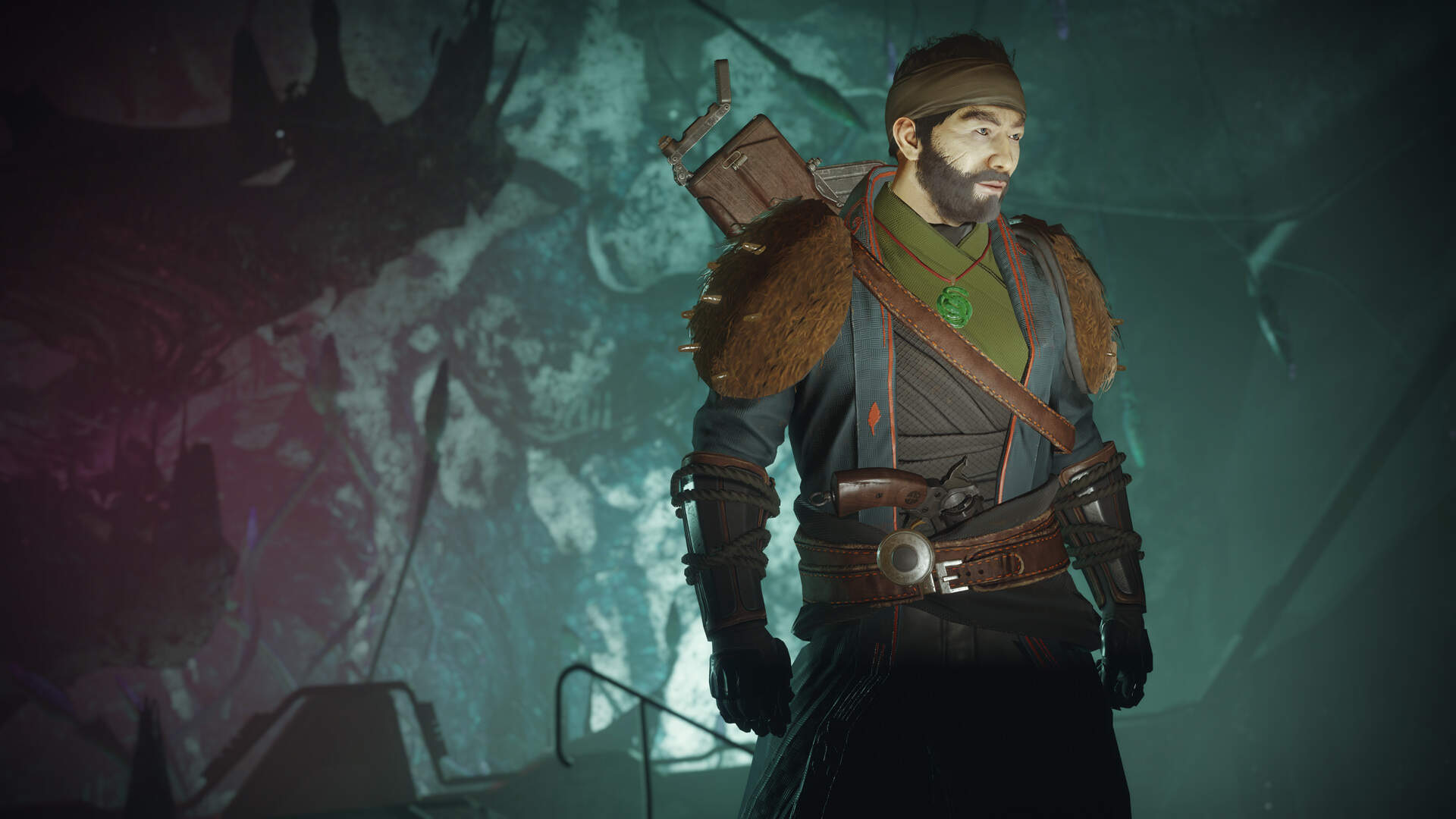 Destiny 2's Drifter Heads for Colder Weather as Bungie Confirms Reveal for Next Week
