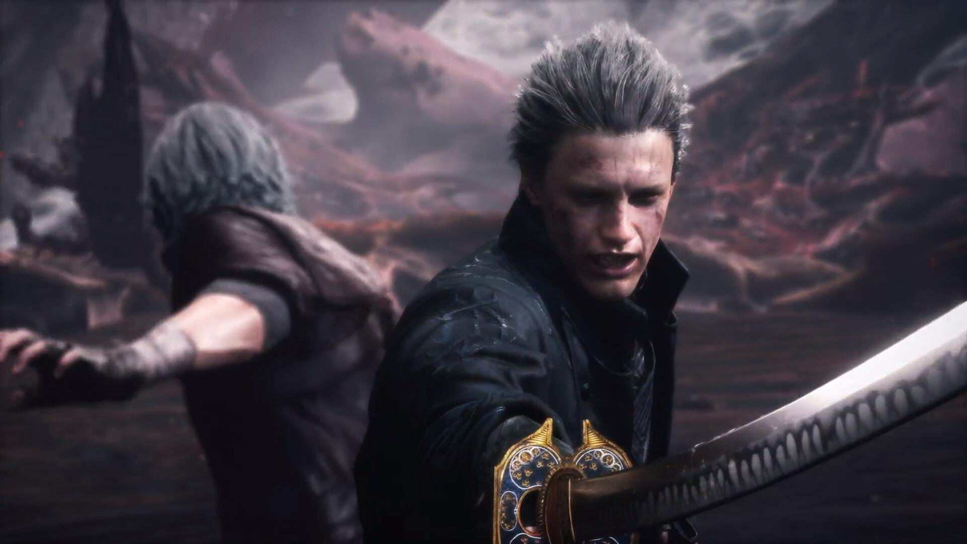 Devil May Cry 5 Special Edition Coming to PS5 on Day One | USgamer