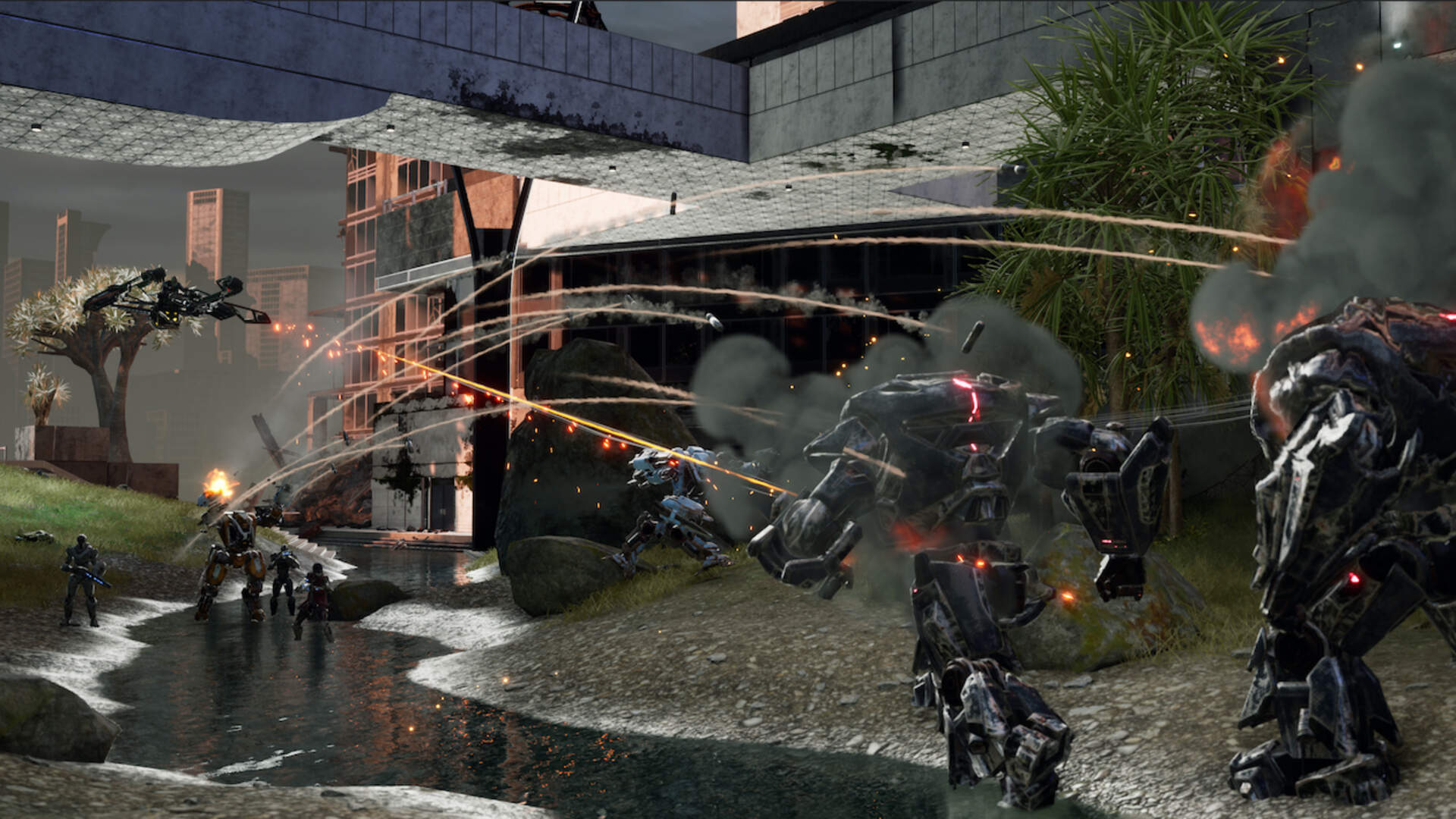 Disintegration, the Sci-Fi FPS Debut From V1 Interactive, Launches in June