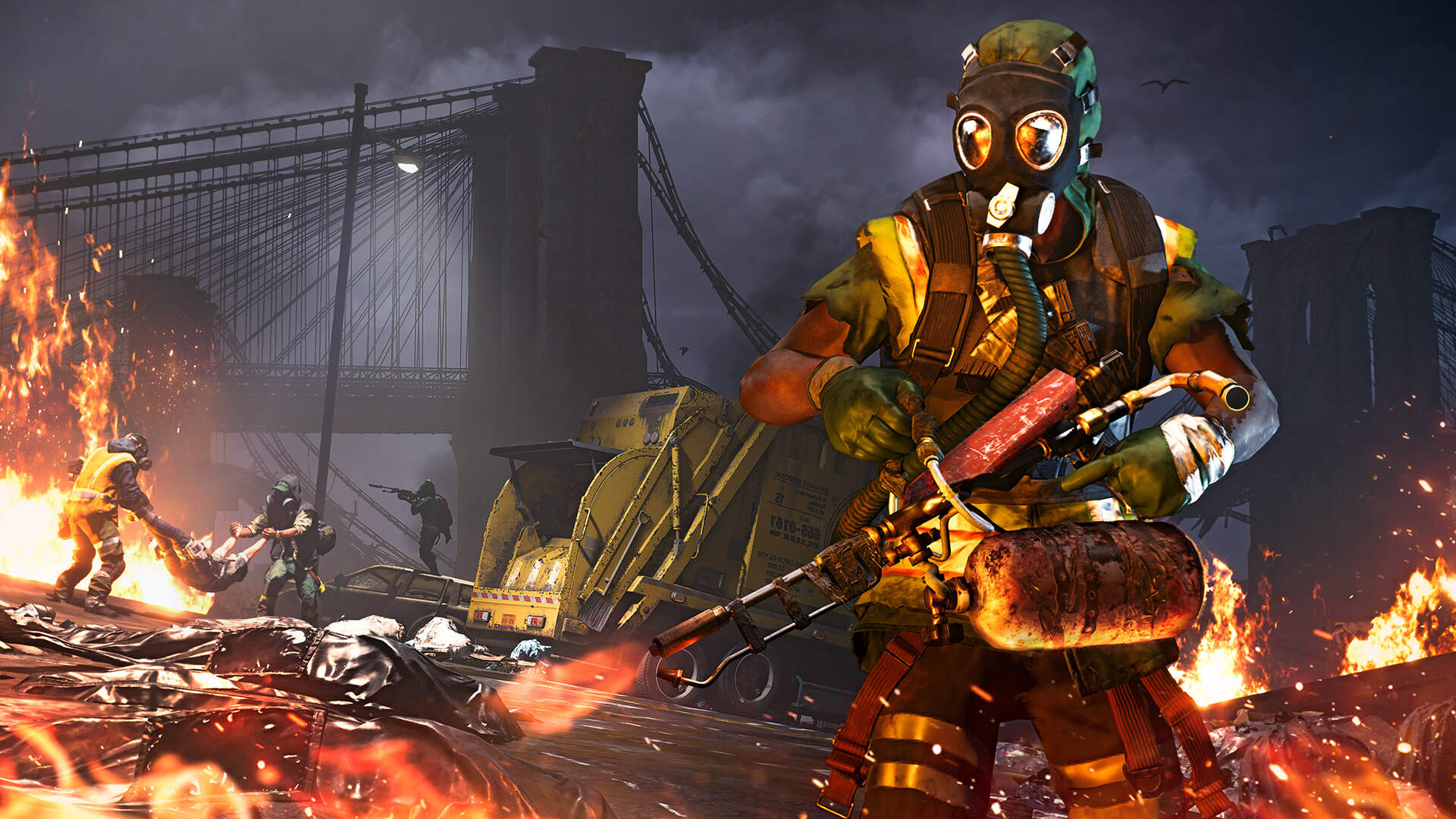 The Division 2 Is Sorry for What It's Done, and Warlords of New York Is the Apology