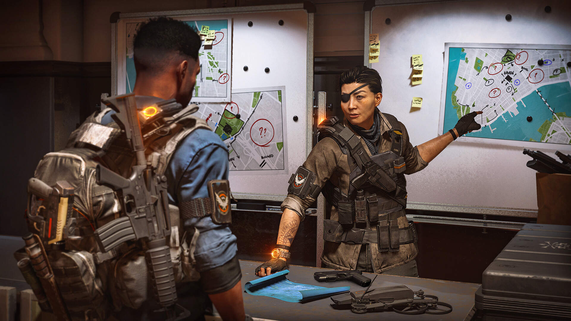 What Is the Max Gear Score in the Division 2 Warlords of New York?