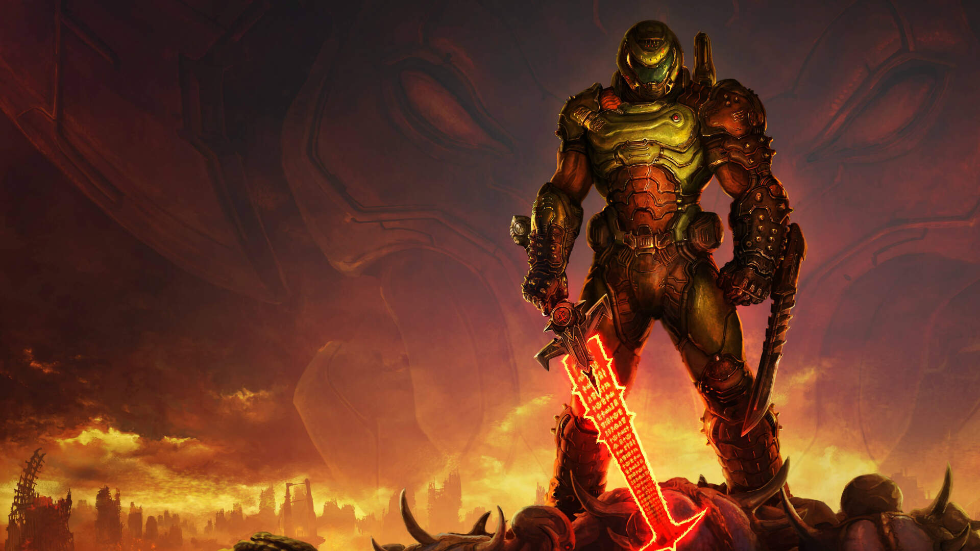 Doom Eternal Will Get Rid of Denuvo Anti-Cheat on PC Soon