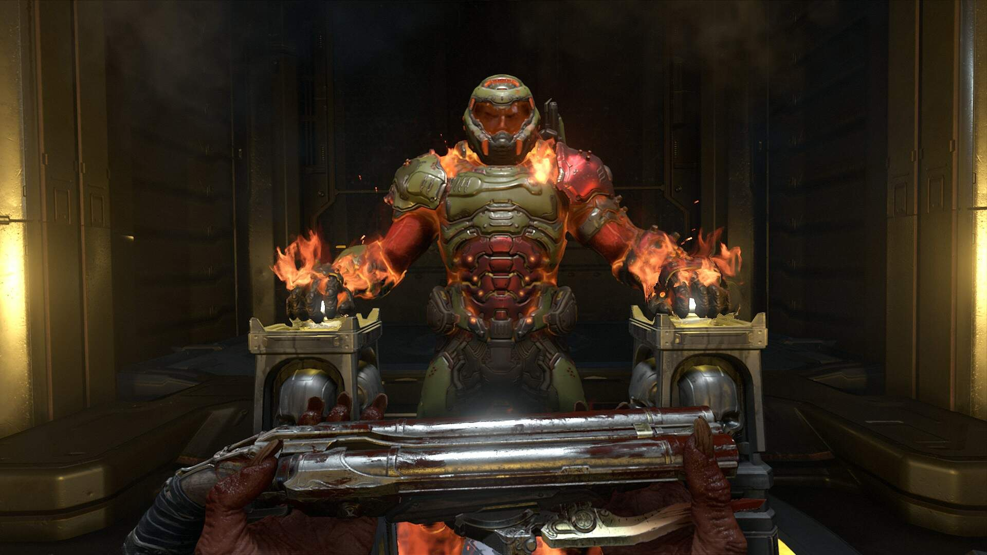 Doom Eternal Sets Switch Release Date at Long Last