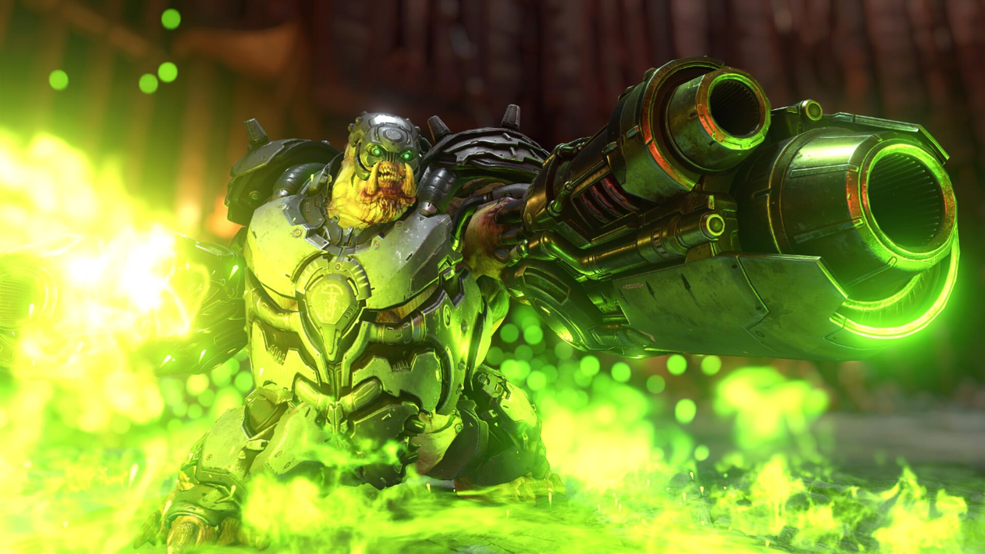 How Doom Eternal Looked To Mario Kart In Balancing Its Difficulty Usgamer