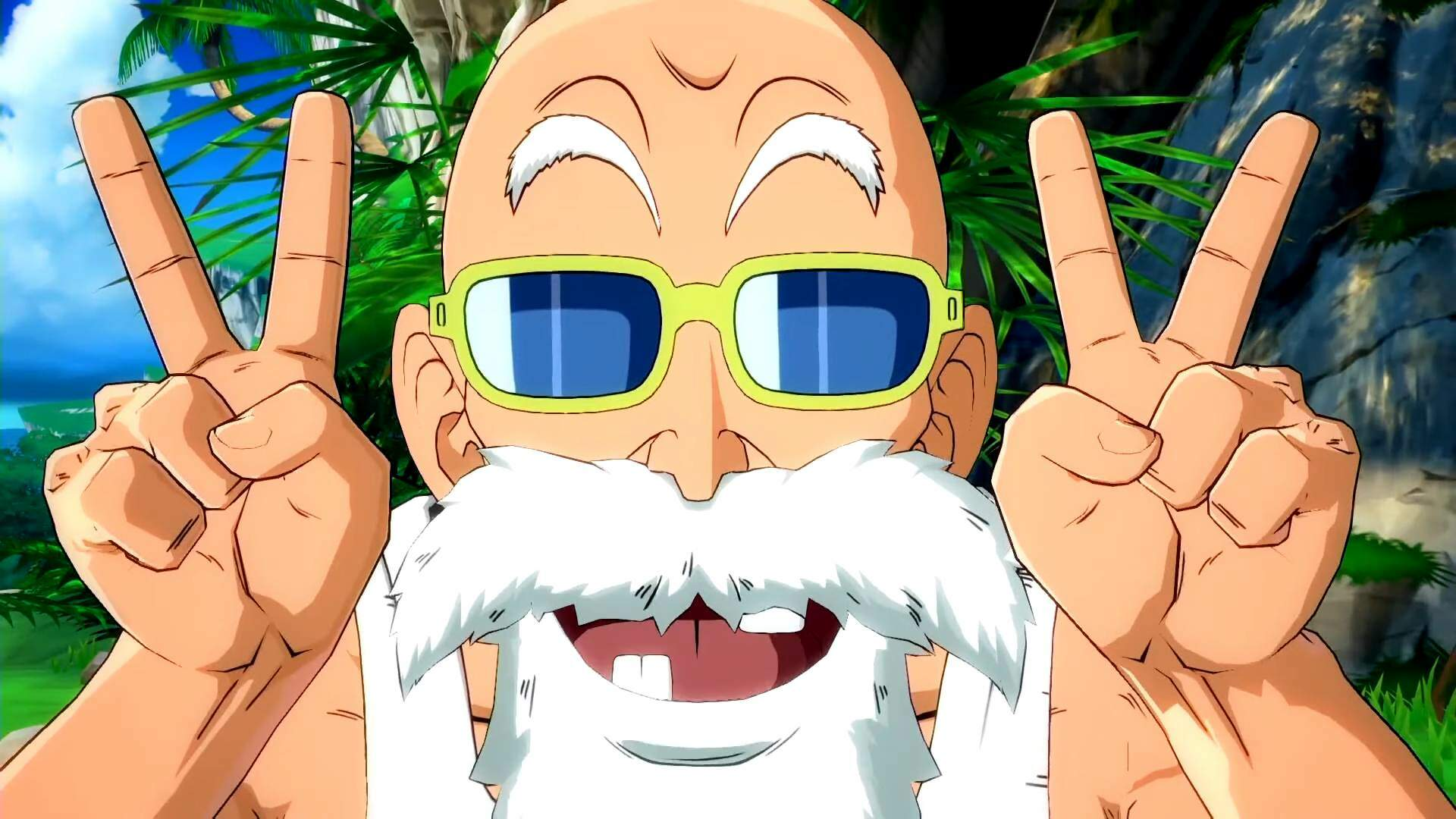 Master Roshi Is Coming to Dragon Ball FighterZ Next Month