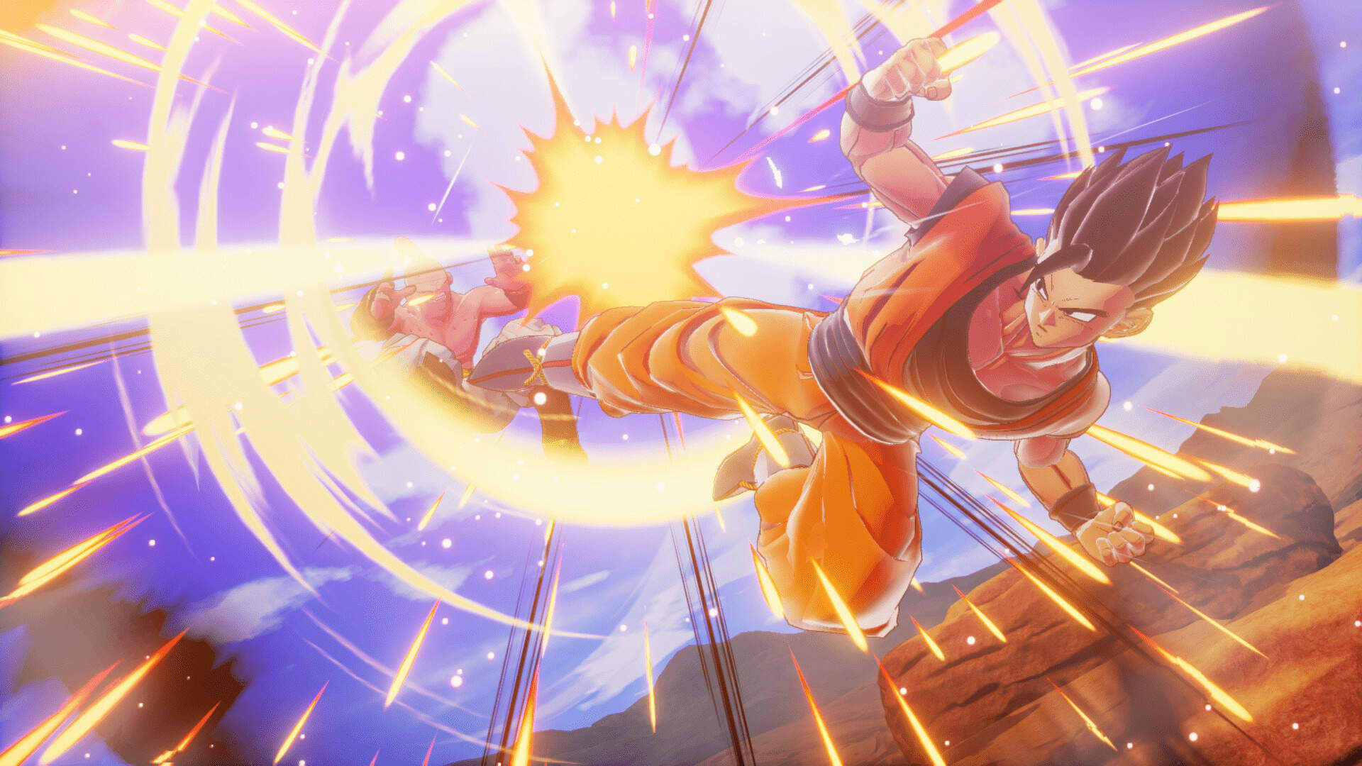 Dragon Ball Z Kakarot Review This Is Definitely Not Its Final Form Usgamer