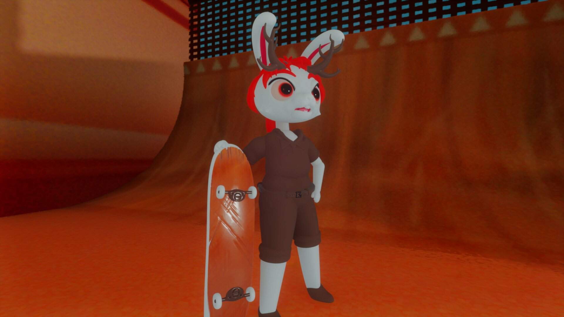 Animal Pro Skater is Dreams' Answer to Tony Hawk, With an Impressive Character Creator
