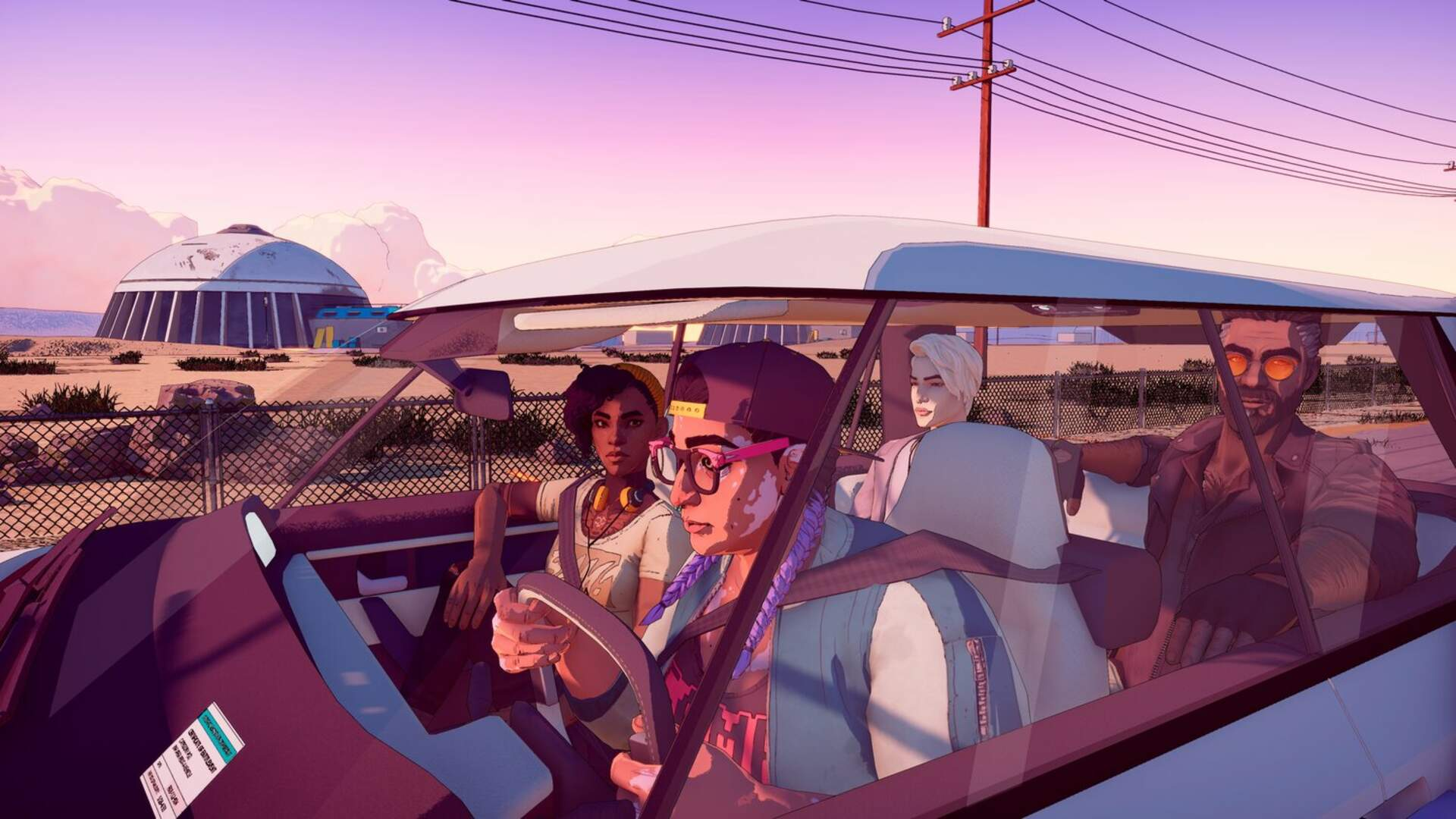 Dustborn, the Next Game From the Dreamfall Chapters Devs, Is a Neo-Western Road Trip