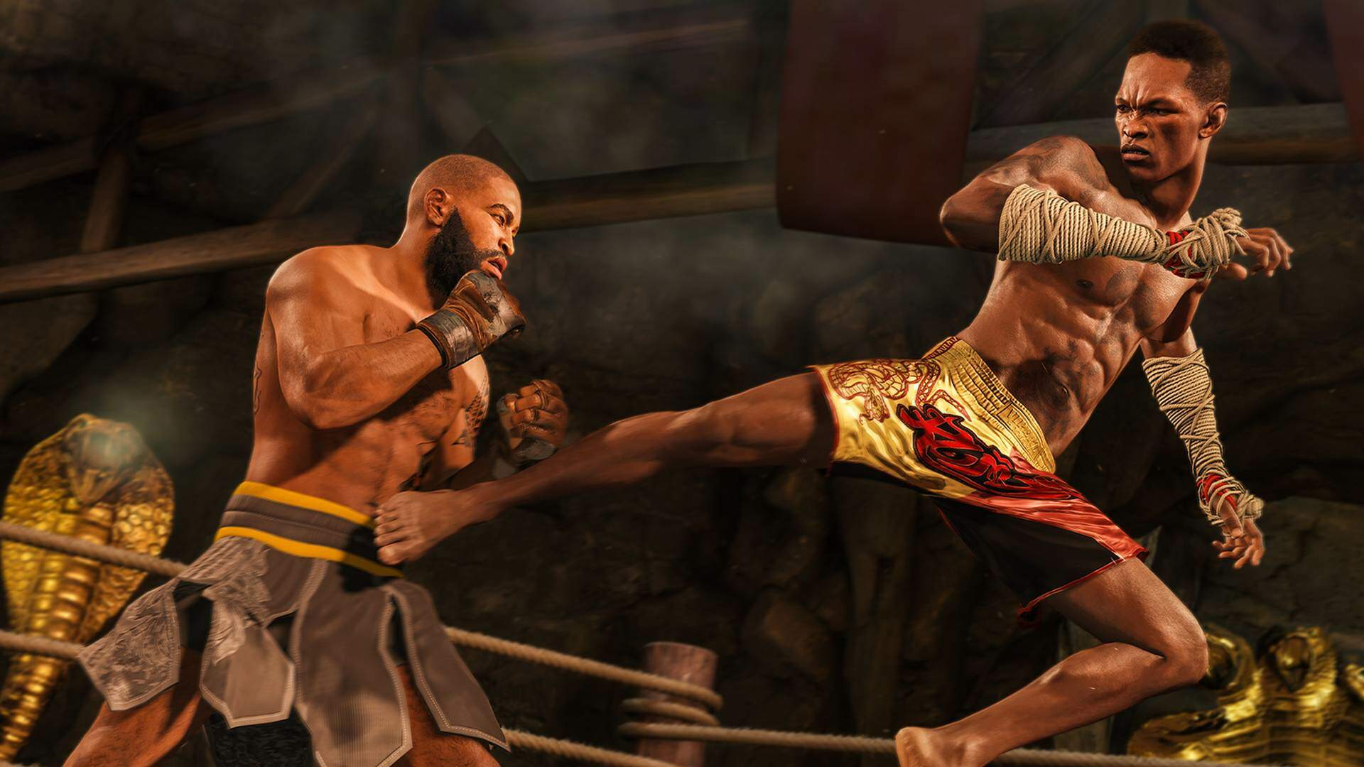 """EA Sports UFC 4 """"Exploring Opportunities"""" for Next-Gen, But No Plans For the Moment"""