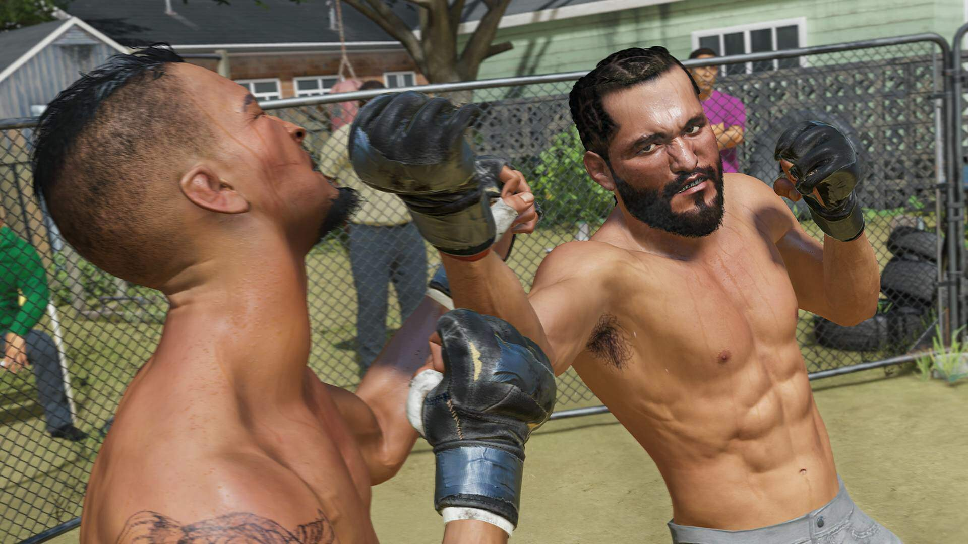 """How EA's Approach to UFC 4 is Being Shaped by Its """"More Casual Fandom"""""""