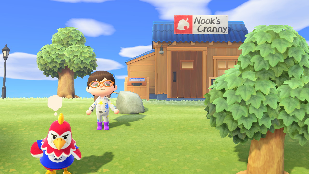 Animal Crossing New Horizons How To Plant Flowers And Trees Usgamer