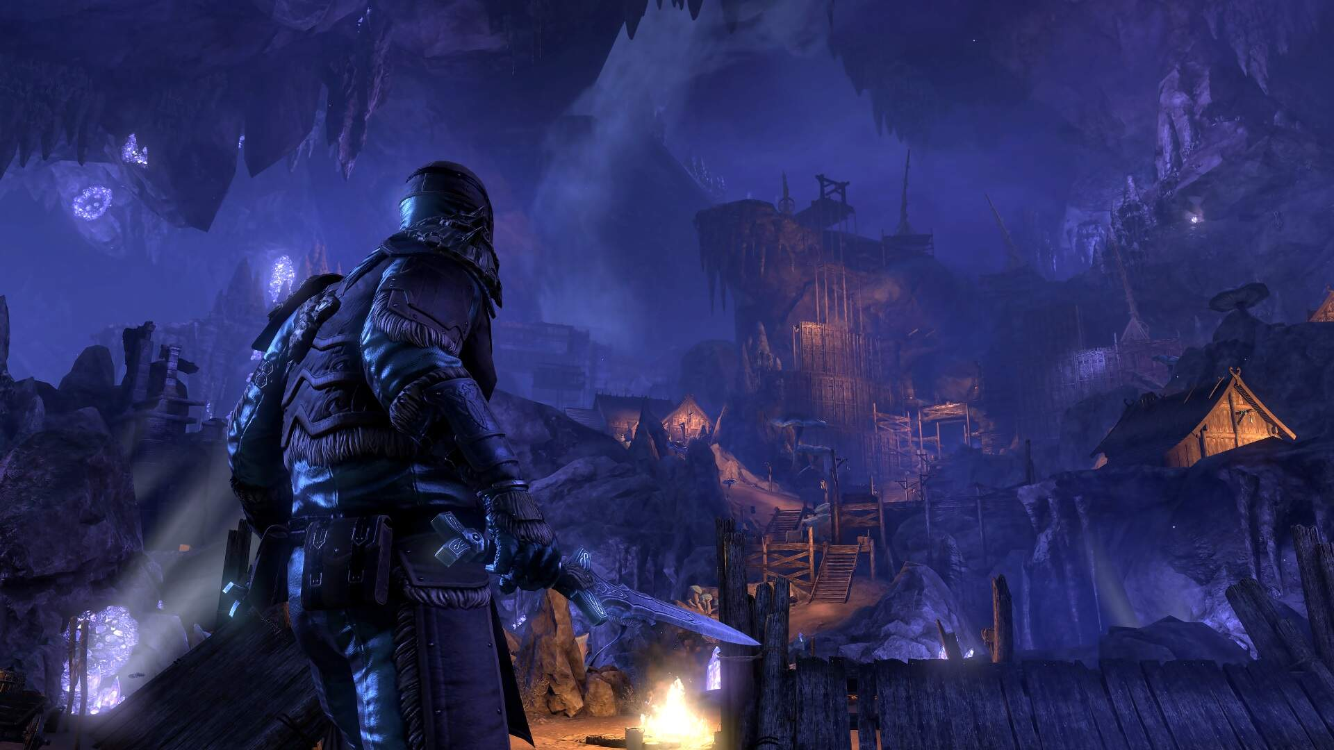 """Elder Scrolls Online's Greymoor Expansion Is Pushed Back """"About a Week"""""""