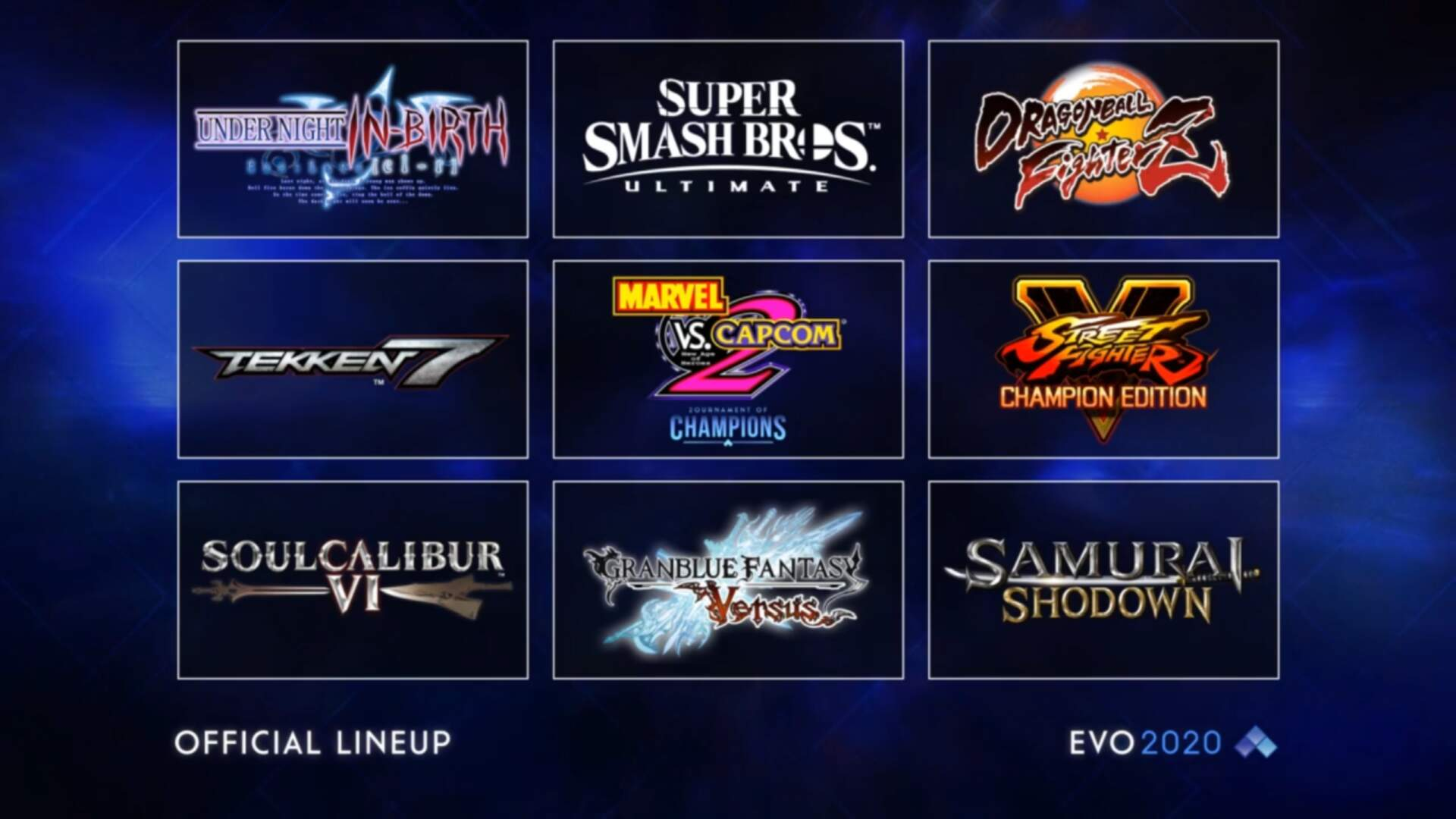 Evo 2020 Snubs Mortal Kombat, But Adds a Marvel Vs. Capcom 2 Invitational