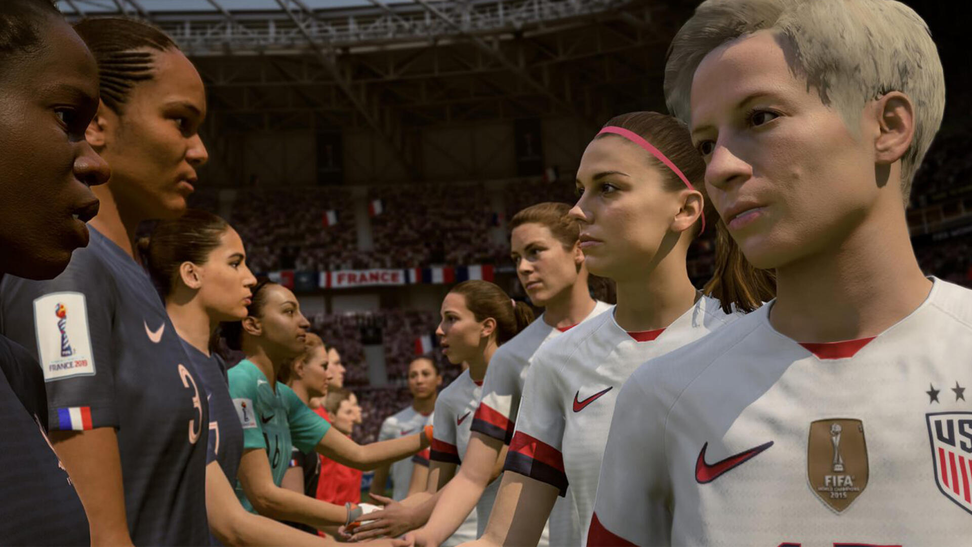 FIFA 21 on PS5 and Xbox Series X Will Continue Including Women's Teams |  USgamer