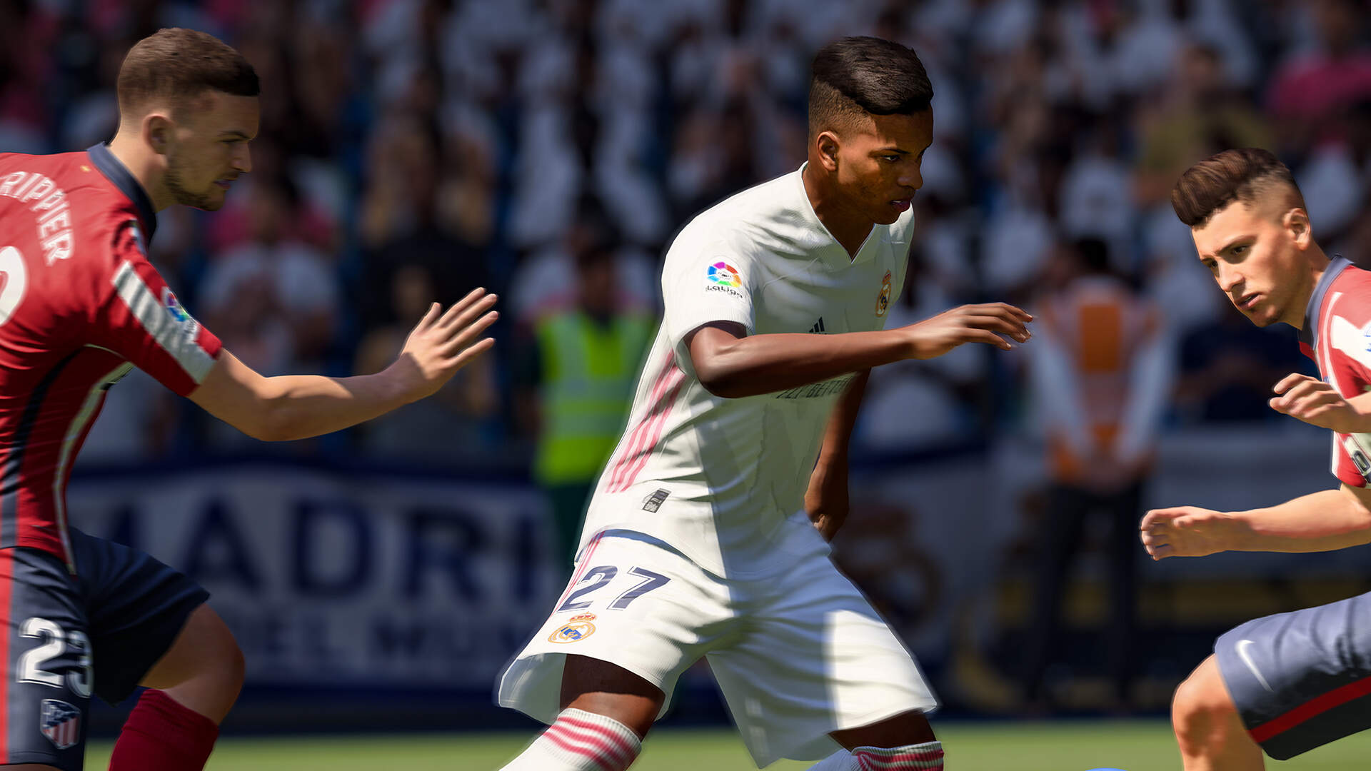 FIFA 21's Battle With Lag, And What EA Has to Say About Other Longstanding Gameplay Problems