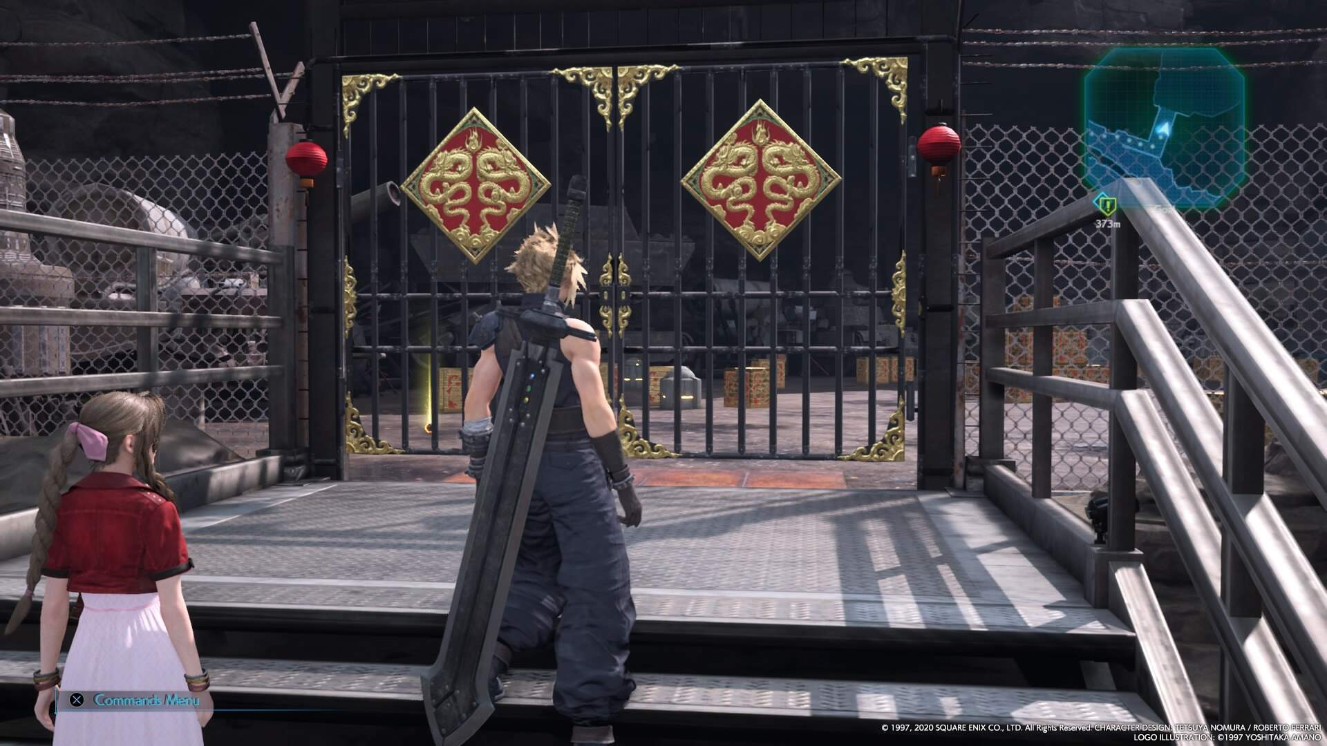 Final Fantasy 7 Remake: How to Open the Locked Gate in Sector 5 Steel Mountain