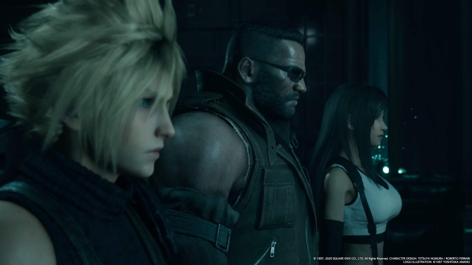 Final Fantasy 7 Remake: Should You Take the Elevator or the Stairs at Shinra HQ?