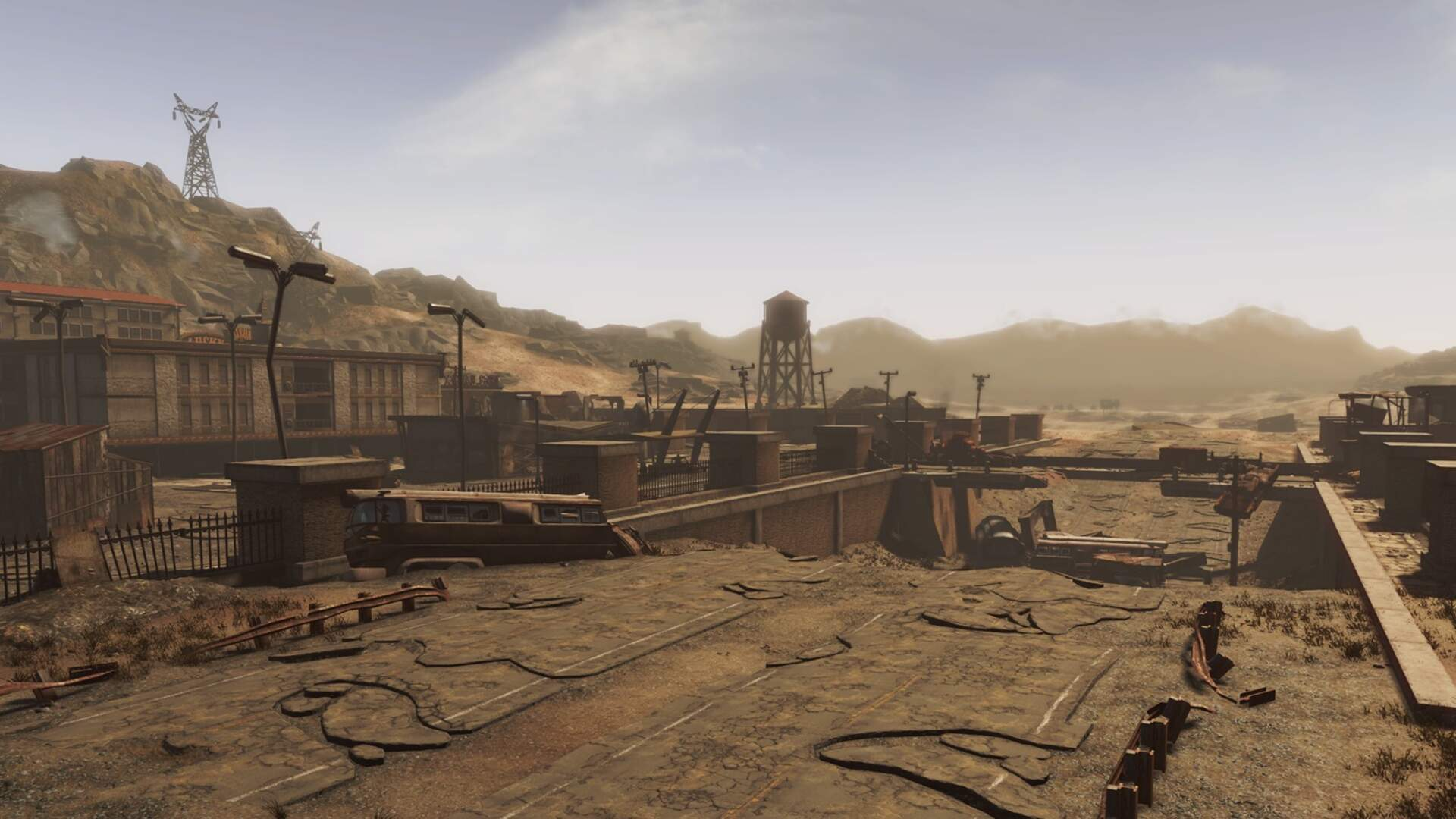 Fallout: New Vegas Is 10 Years Old Today, and It's Looking Great in This Fallout 4 Mod