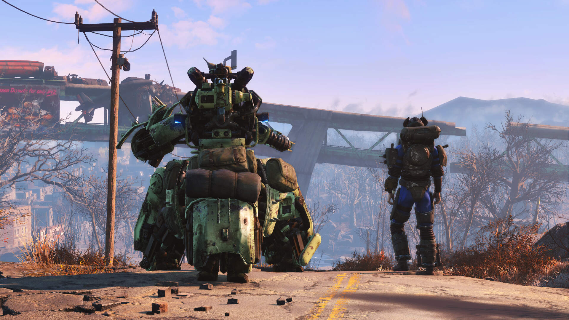 How a Fallout 4 Mod Is Helping the Fight Against Coronavirus