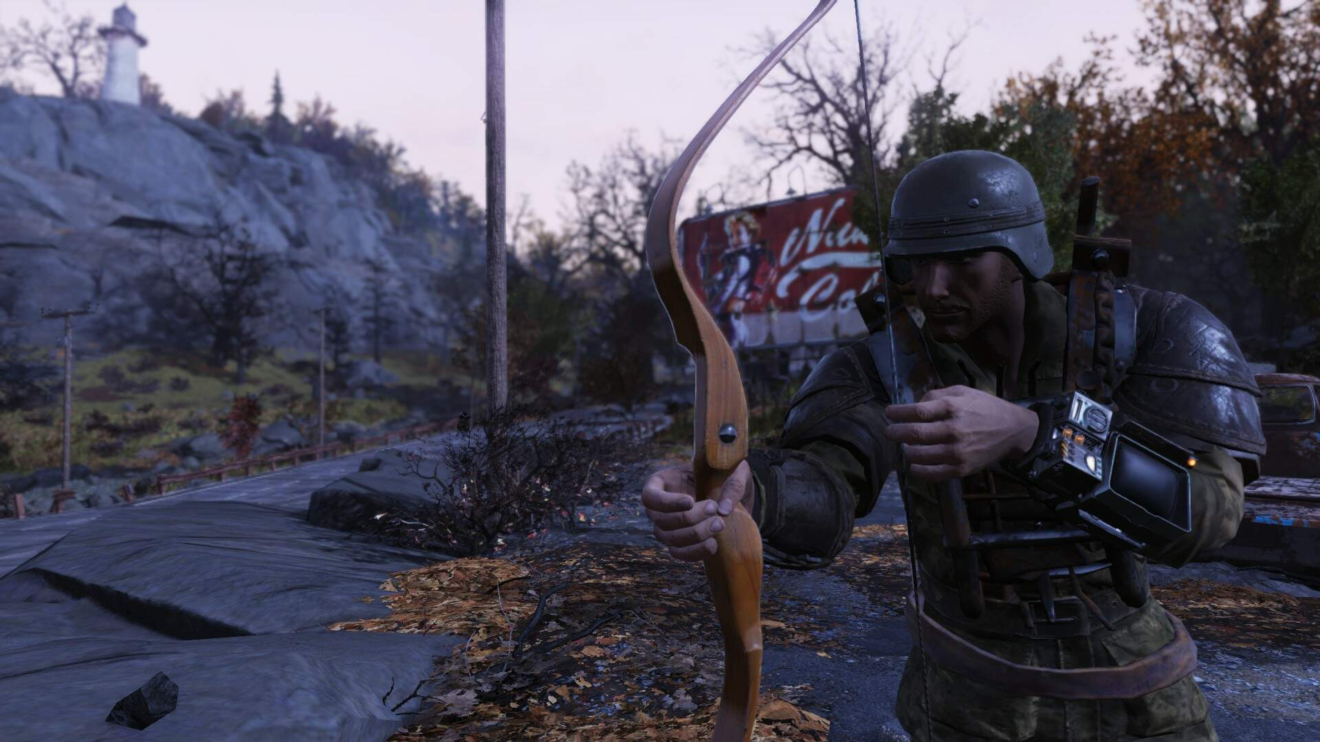 Fallout 76: How to Get the Bow and Arrow