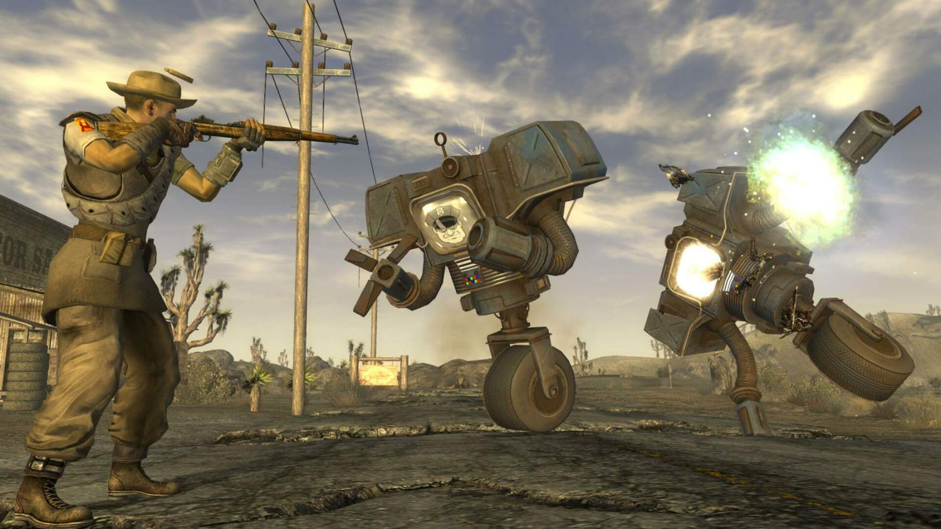 What Obsidian Is Saying About Fallout: New Vegas 2 Now That Xbox Owns Bethesda