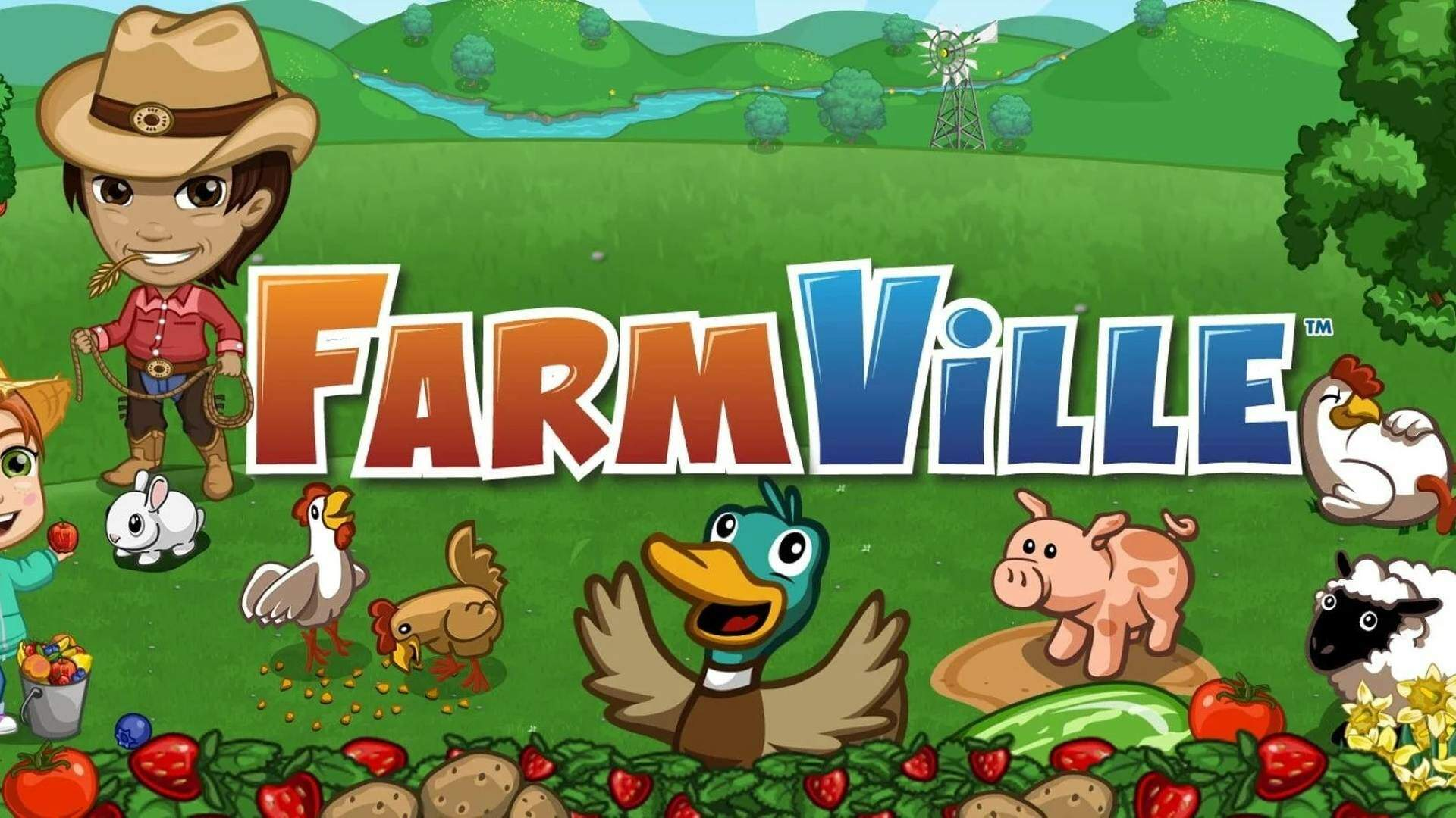 The Original FarmVille Is Being Put Out to Pasture at the End of the Year
