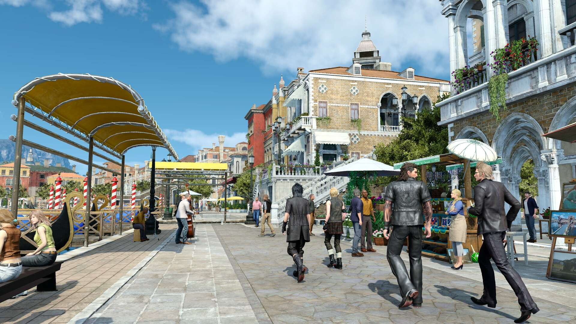 Final Fantasy 15: How to Get EXP and Level Up Fast
