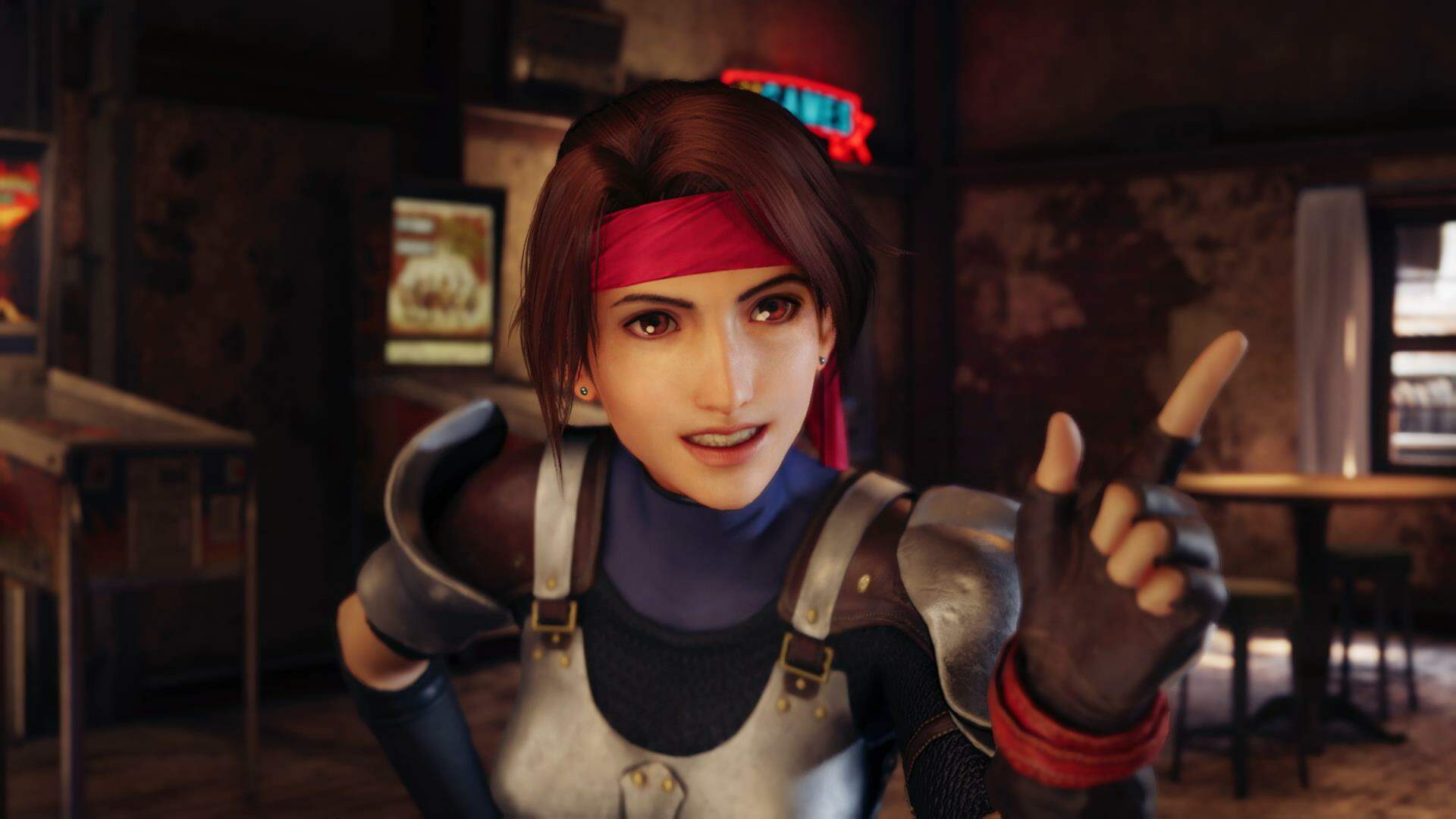 Jessie From Final Fantasy 7 Remake May Have Life in Her Yet
