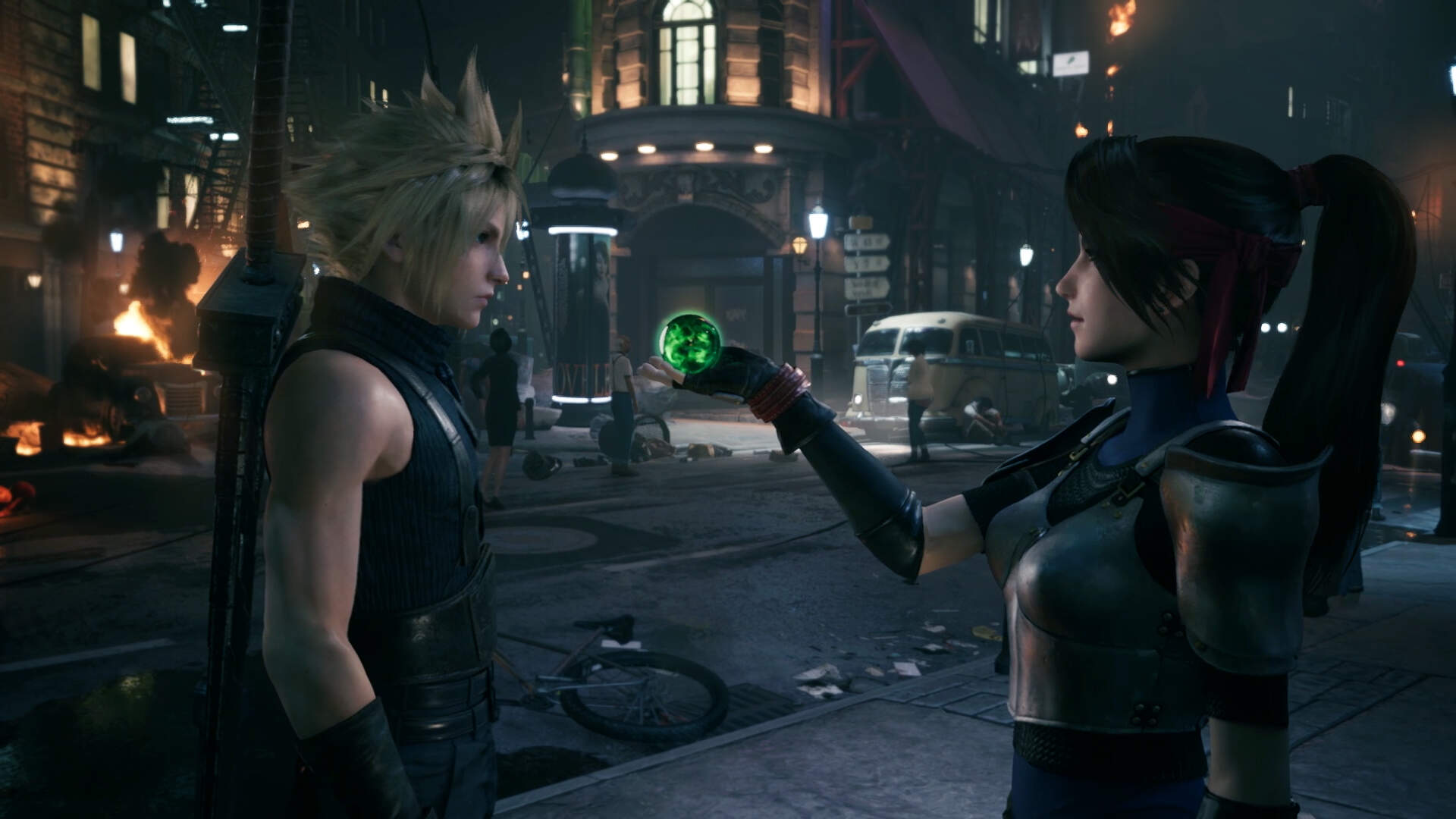 Even Final Fantasy 7 Remake's Devs Were Surprised by Jessie's Popularity