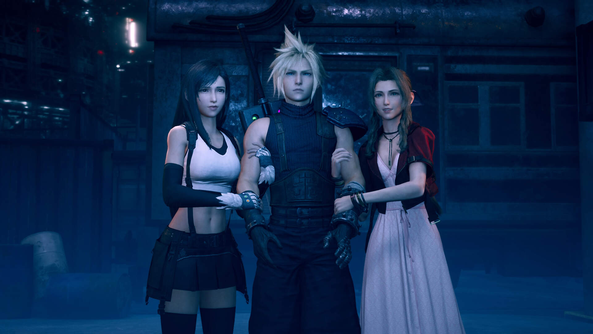 I Can't Believe Final Fantasy 7 Remake Is Converting Me to Team Aerith