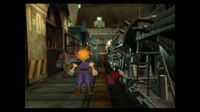 Remember When… A Final Fantasy 7 Tech Demo First Baited Fans Into Wanting a Remake