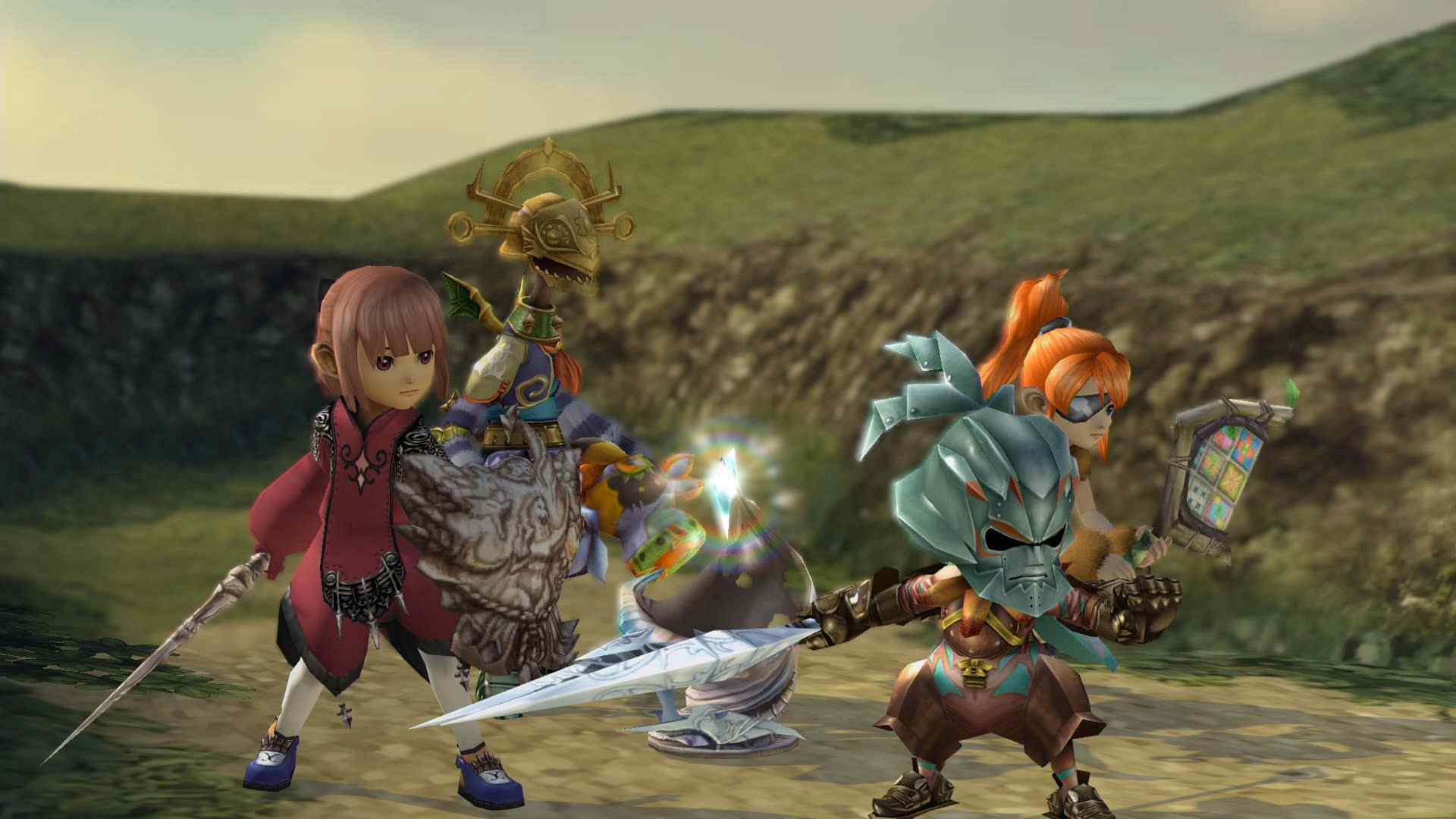 Final Fantasy Crystal Chronicles Remastered Arrives This August