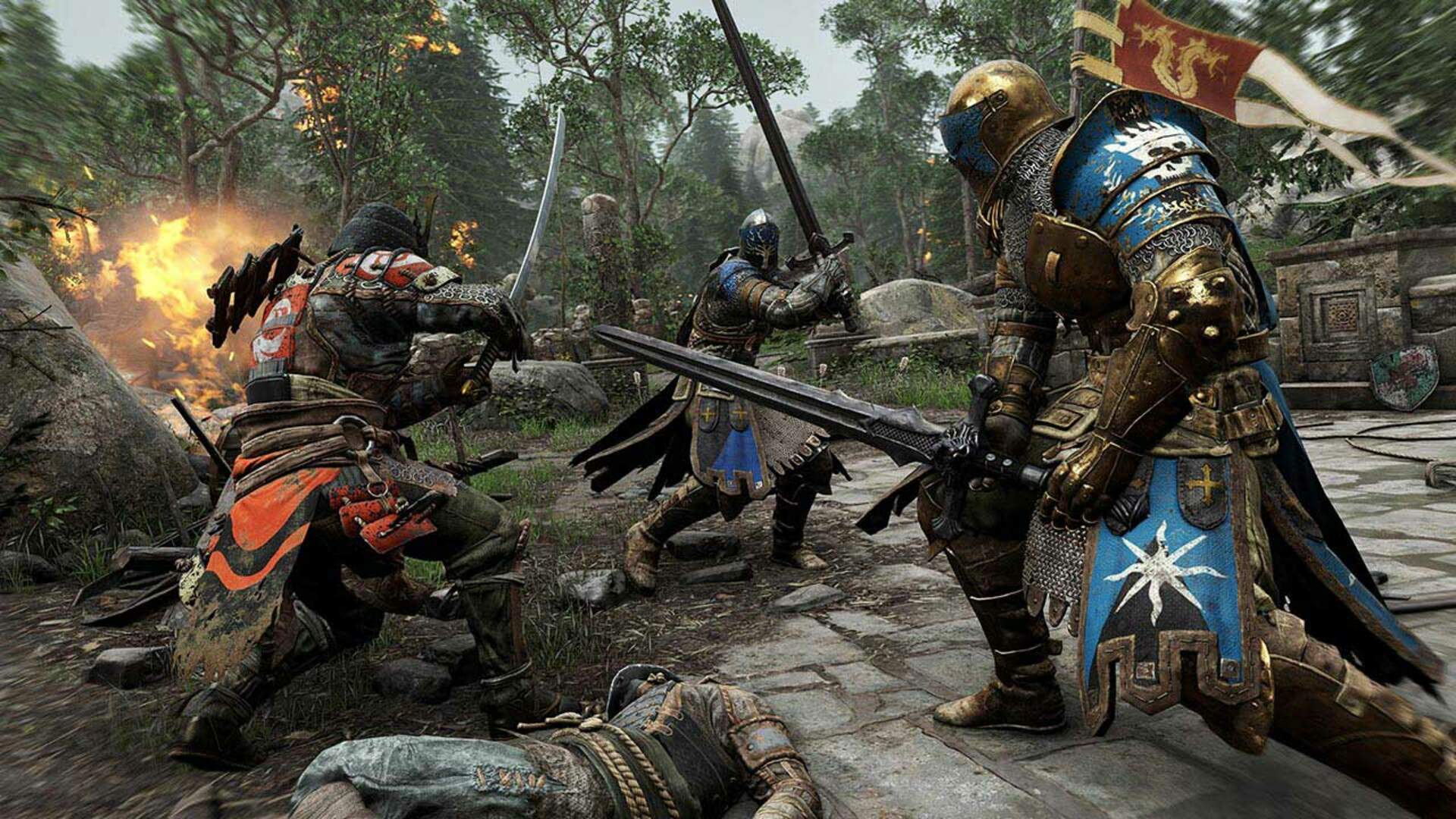 For Honor Will Get a Free 60 FPS Update on PS5, Xbox Series X, and Xbox Series S