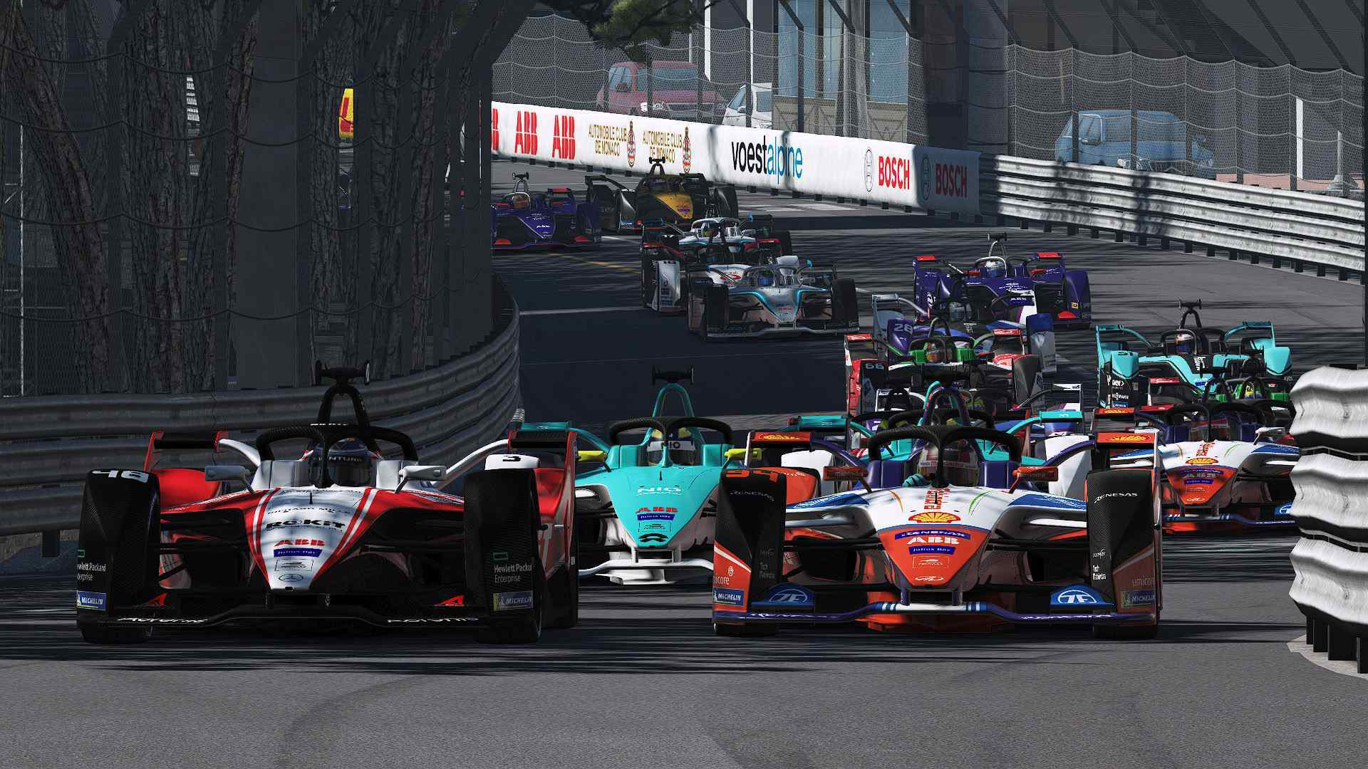 Professional Driver Dropped From Team After Letting Pro Sim Racer Impersonate Him in Race