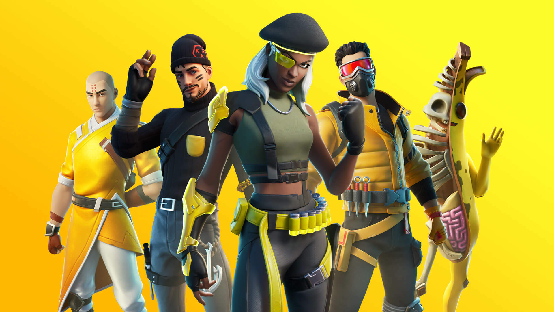 Fortnite's Next Big Party Royale Event Is a Trailer for Christopher Nolan's Tenet