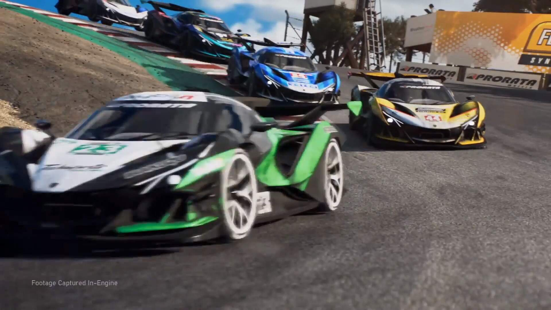 Forza Motorsport Unveiled For Xbox Series X With Stunning In-Engine Trailer
