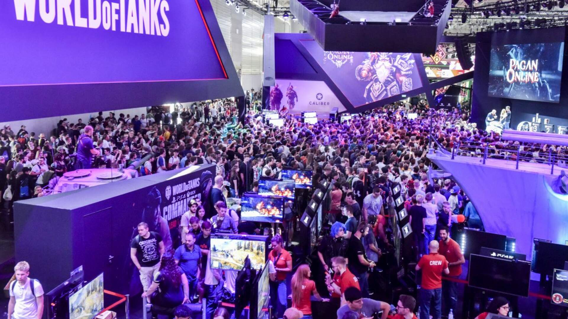 Gamescom 2020 Goes Digital Following Nationwide Event Ban